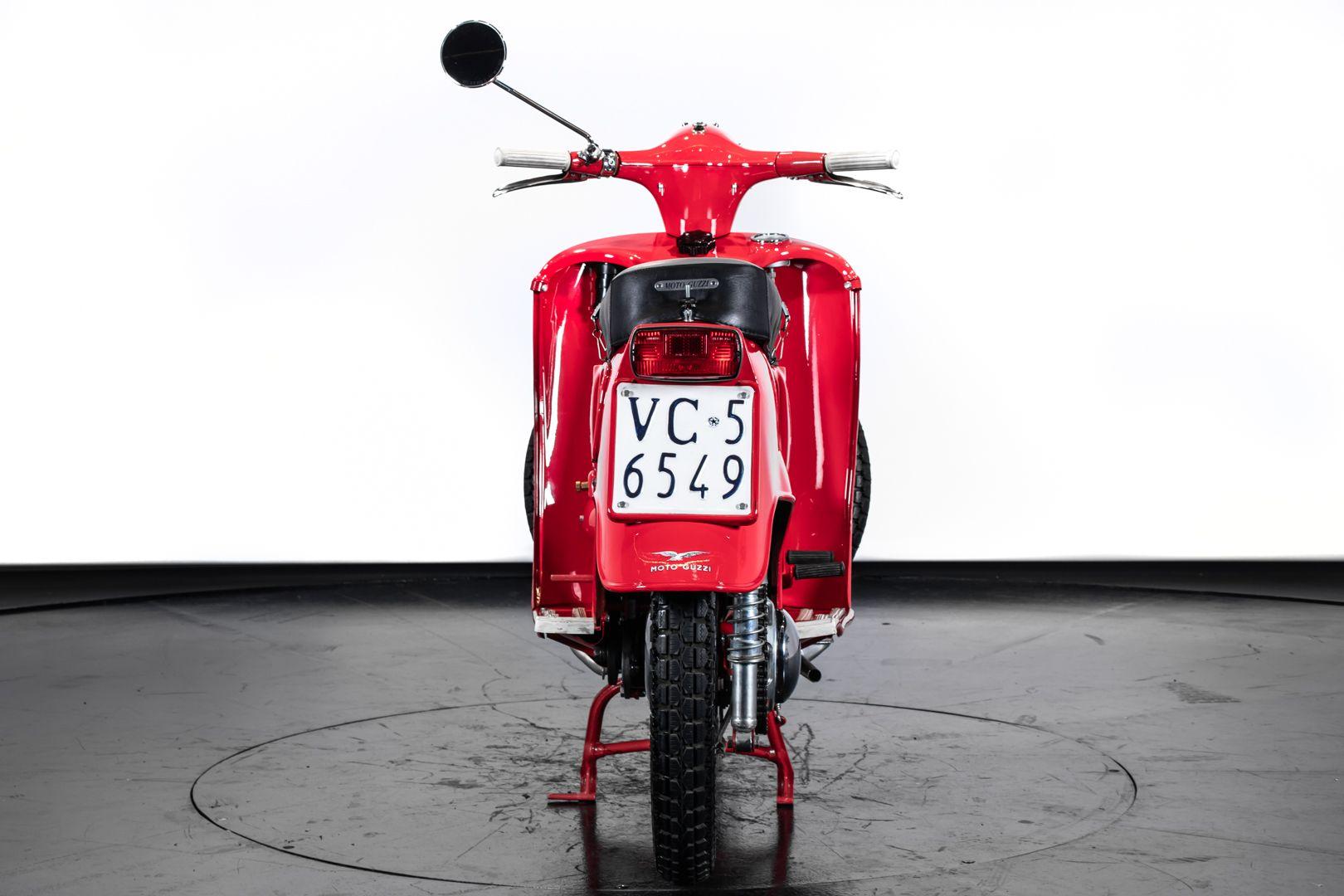 1963 Moto Guzzi Galletto 192 78271