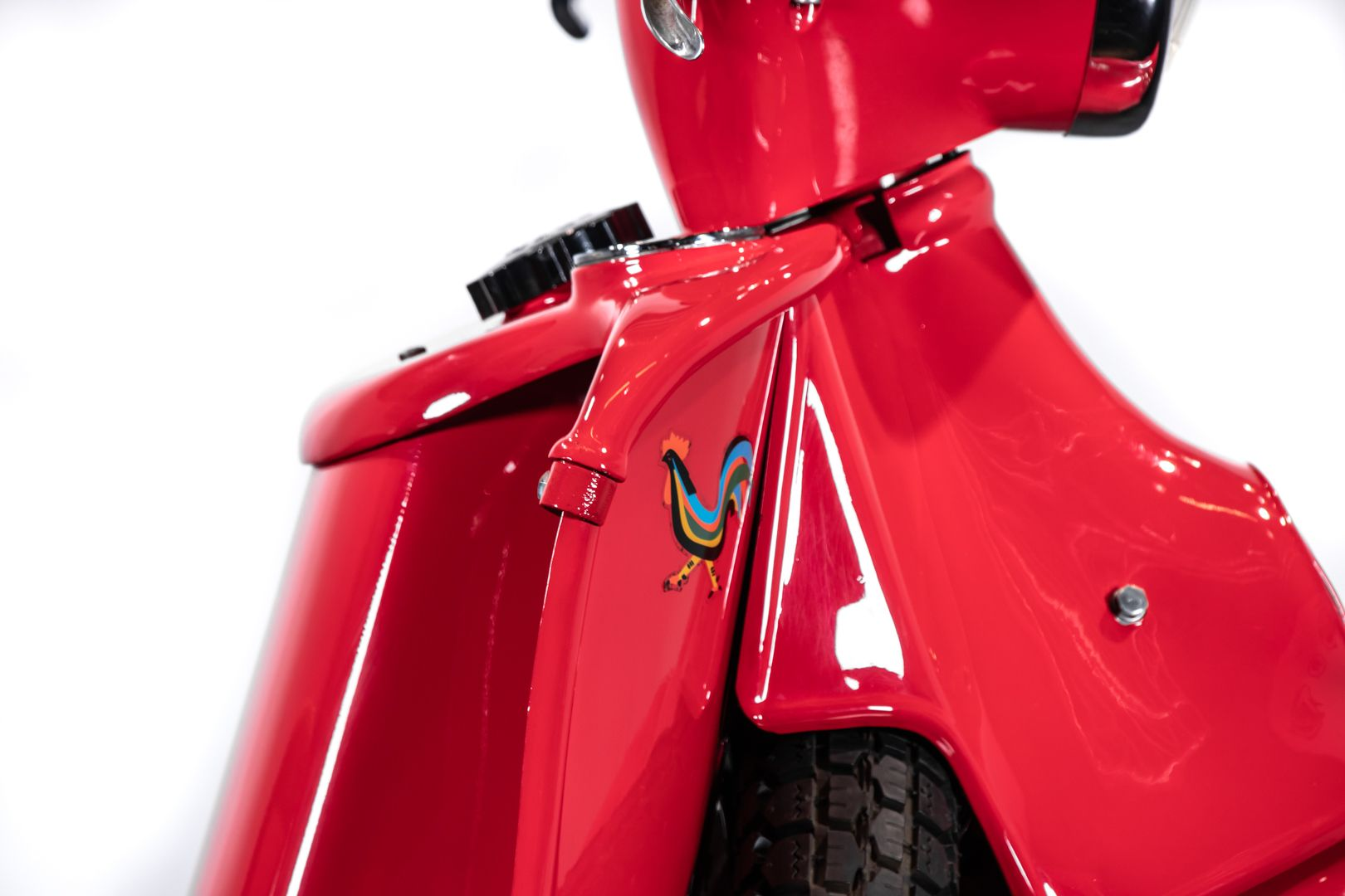 1963 Moto Guzzi Galletto 192 78288