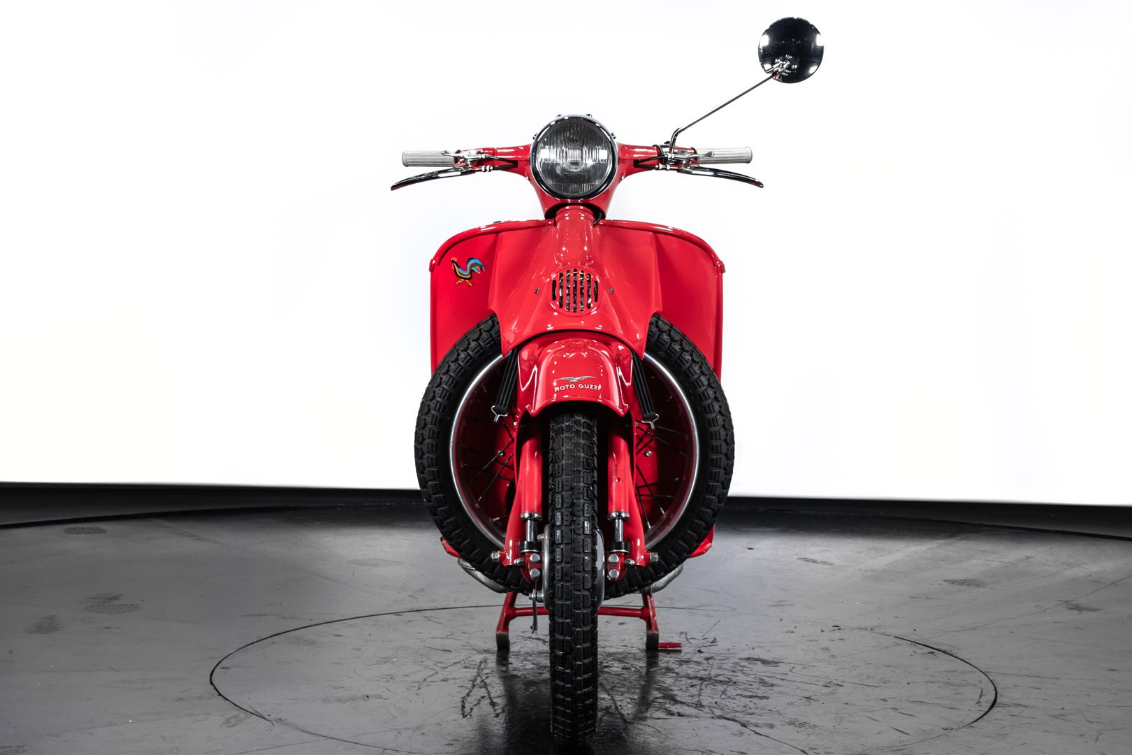 1963 Moto Guzzi Galletto 192 78274