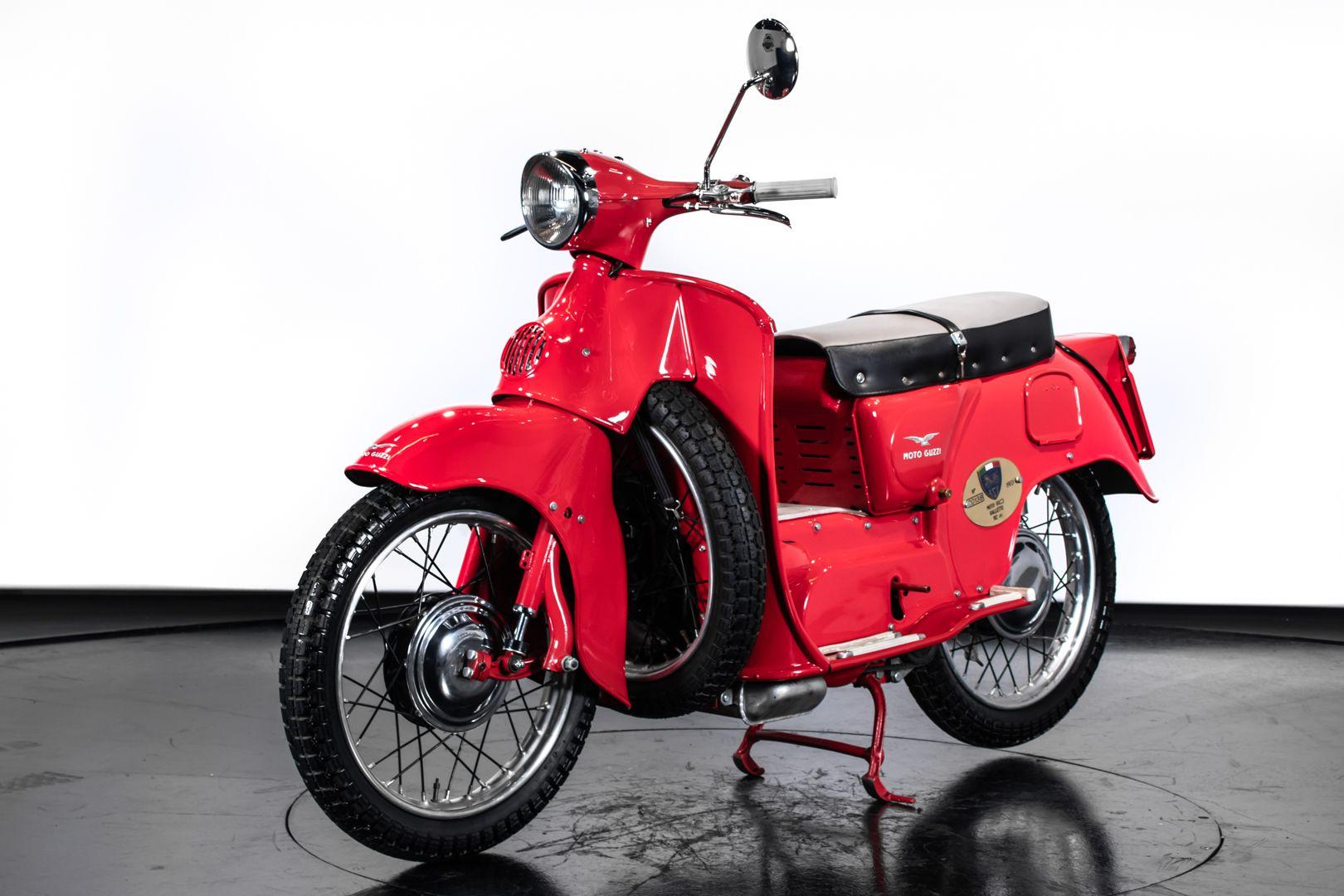 1963 Moto Guzzi Galletto 192 78275