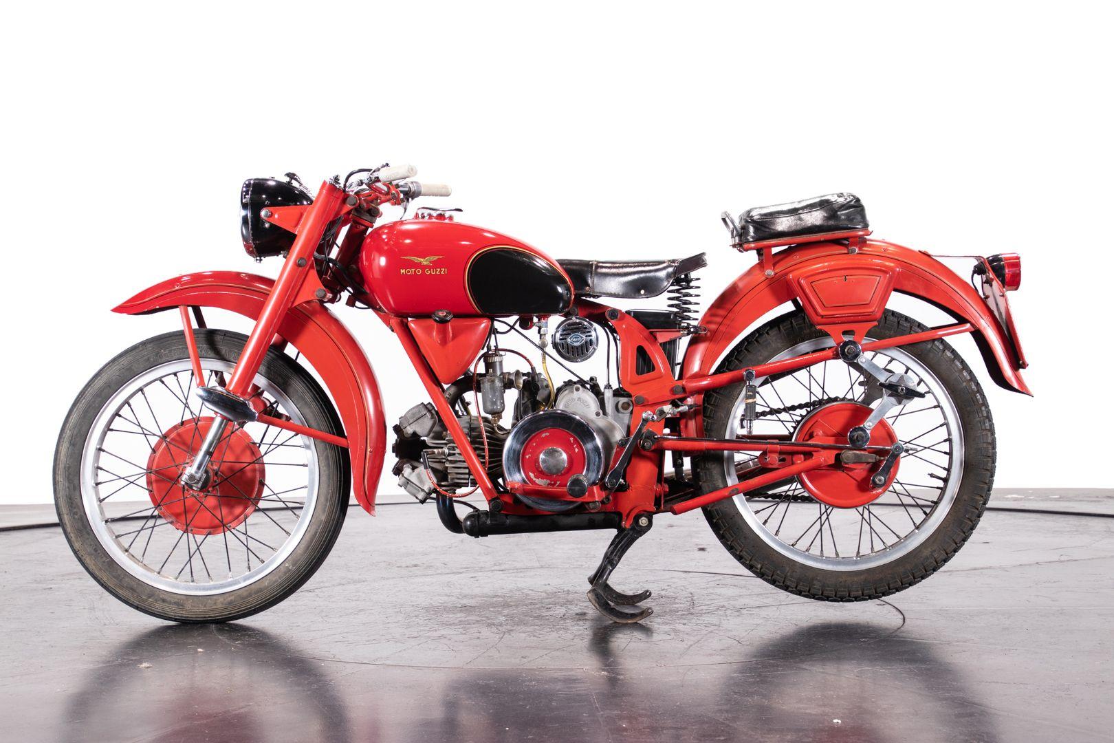1954 Moto Guzzi Airone Sport 250 39116