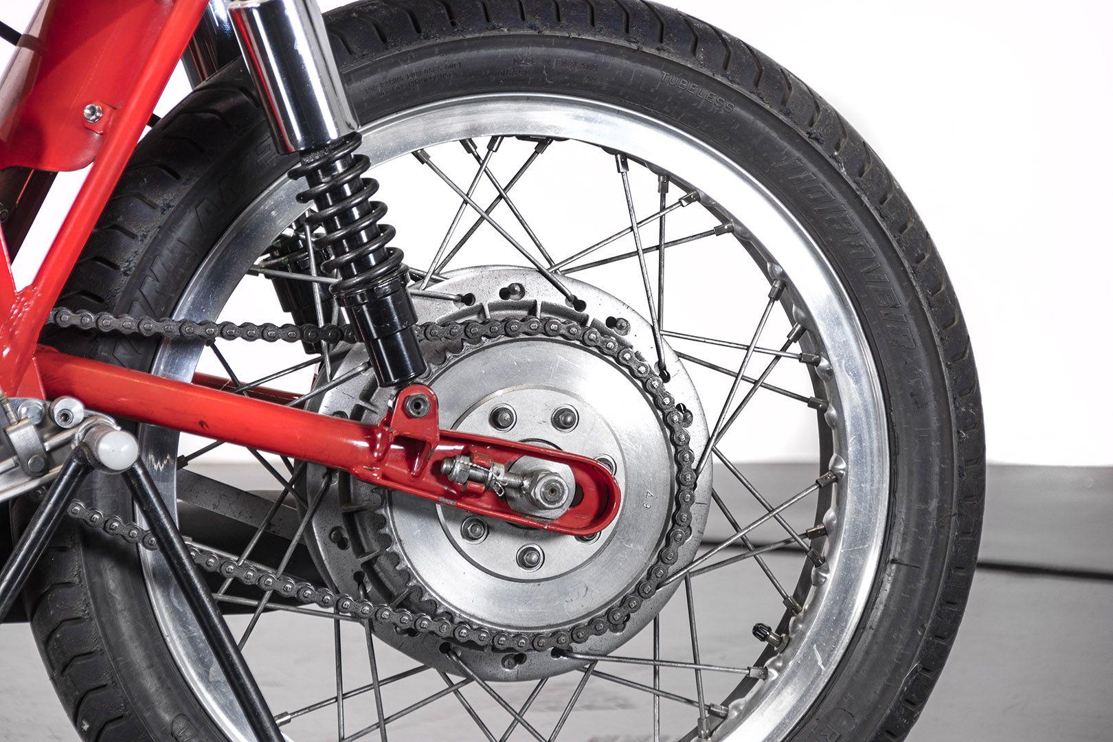 1969 Aermacchi Harley-Davidson 350 Ala d'oro 61121