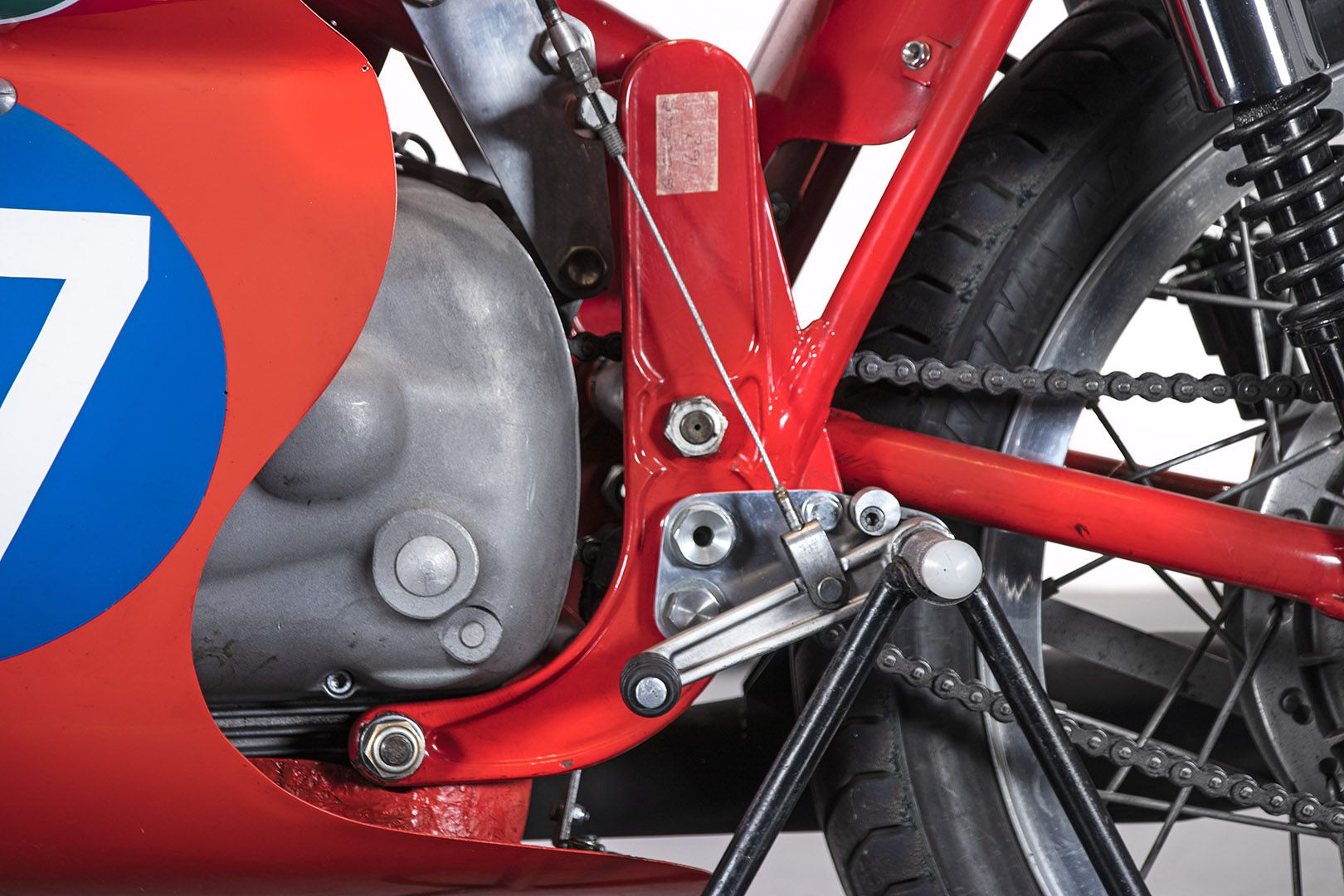 1969 Aermacchi Harley-Davidson 350 Ala d'oro 61120