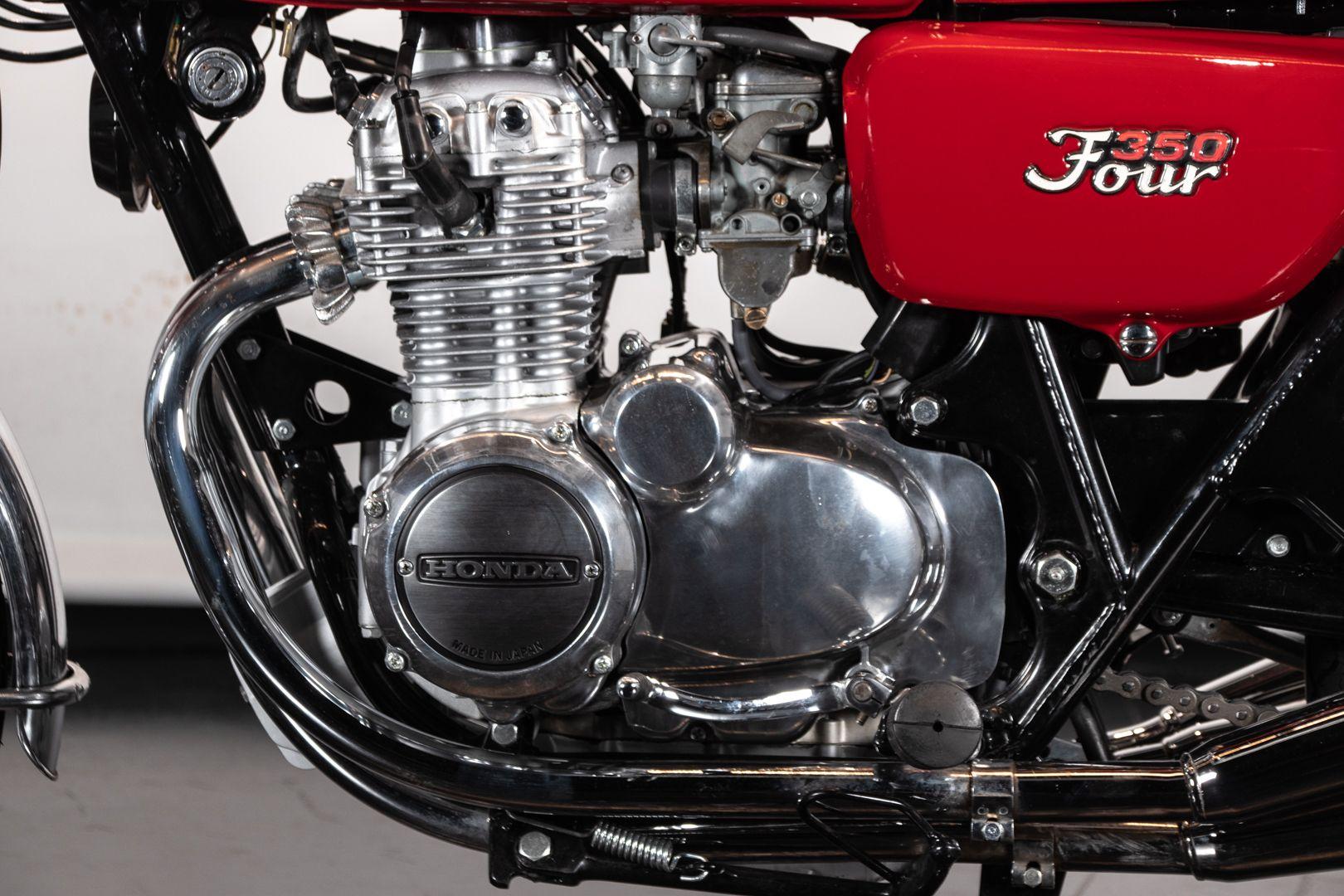 1973 Honda CB 350 Four 73281