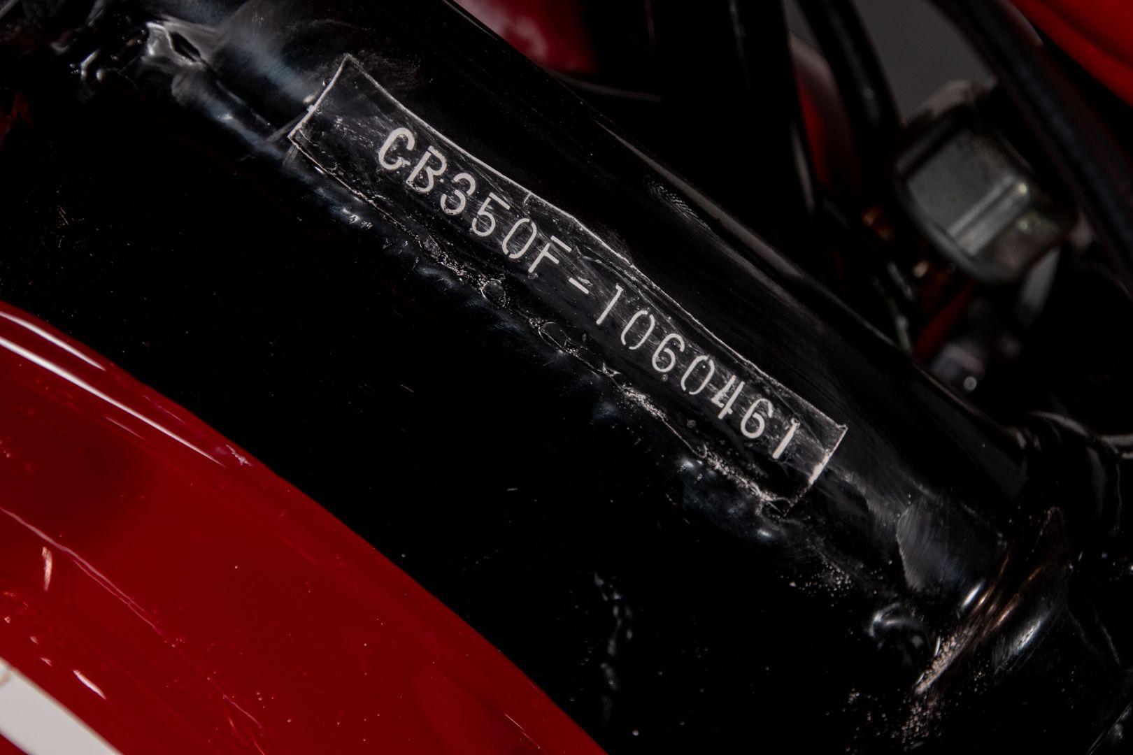 1973 Honda CB 350 Four 73302