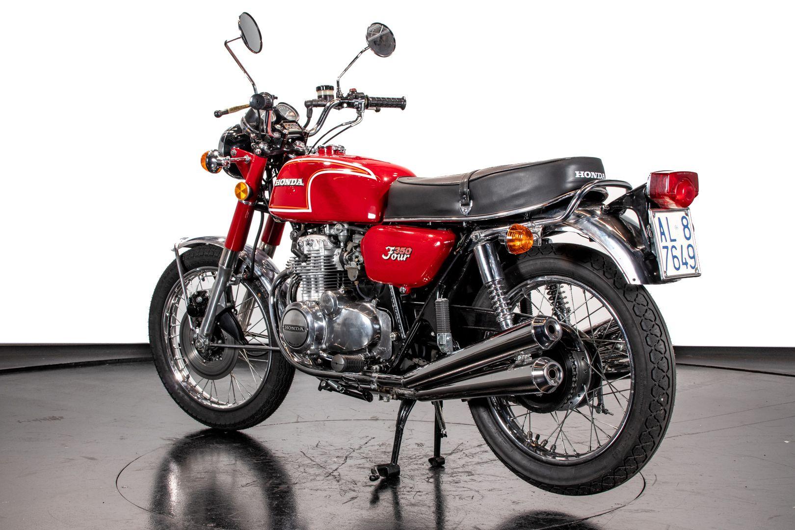 1973 Honda CB 350 Four 73273