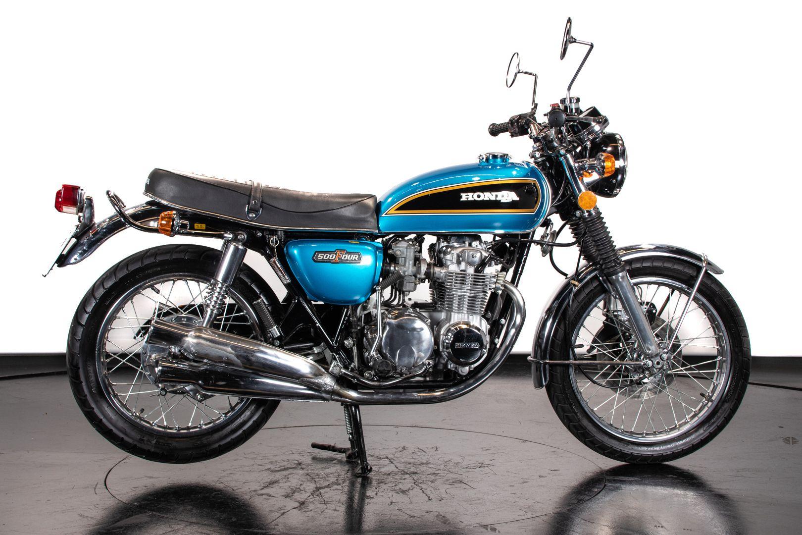 1976 Honda CB 500 Four 73308