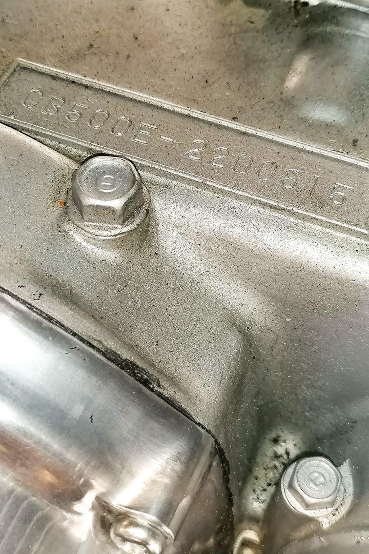 1976 Honda CB 500 Four 73323