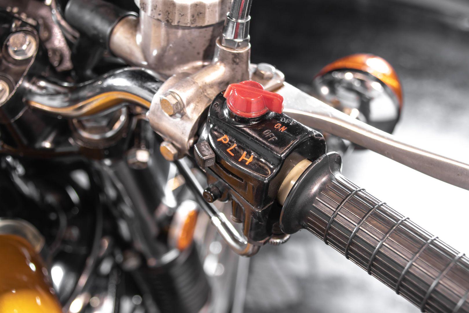 1972 Honda CB 500 Four 77638