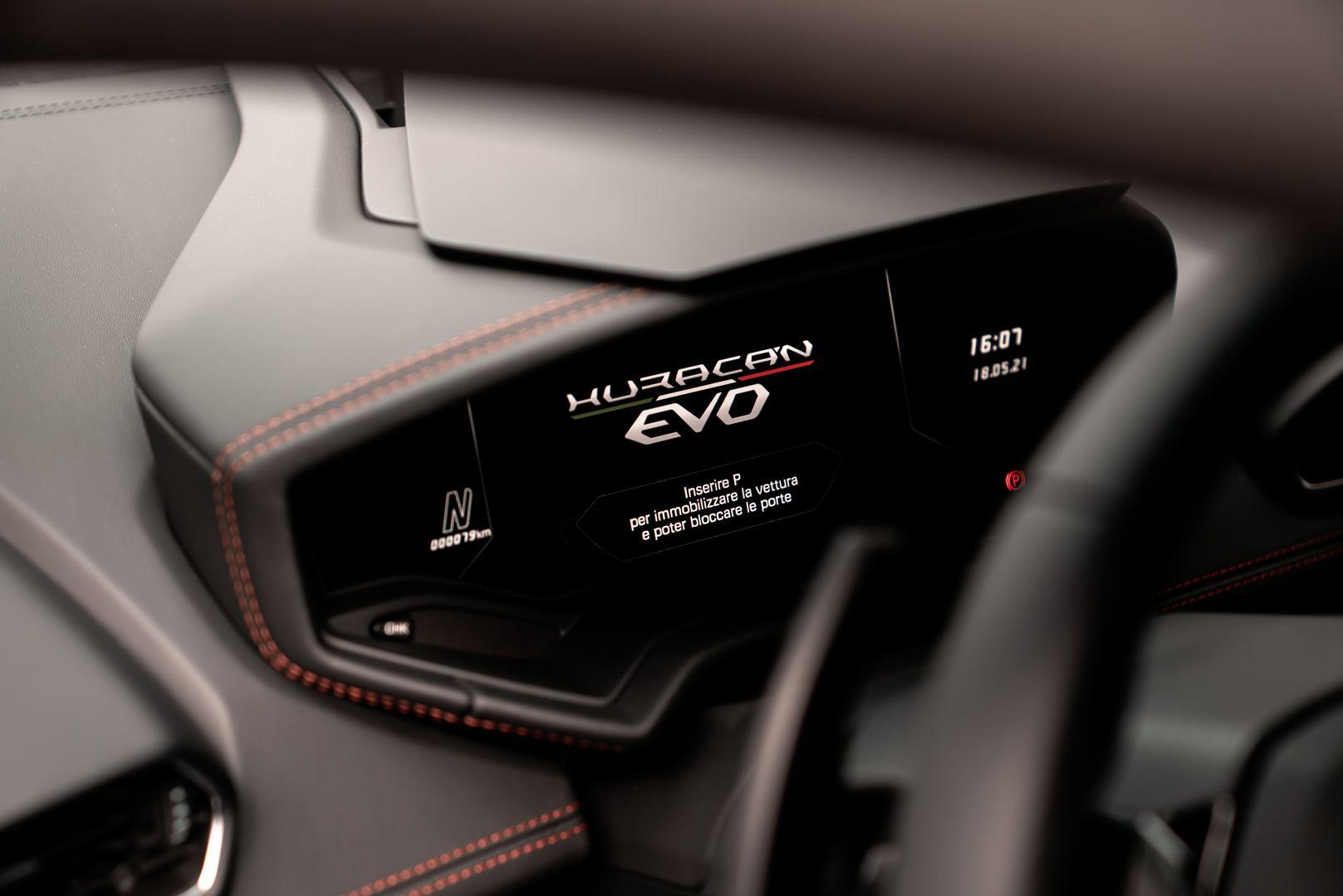 2021 Lamborghini Huracan EVO 70975