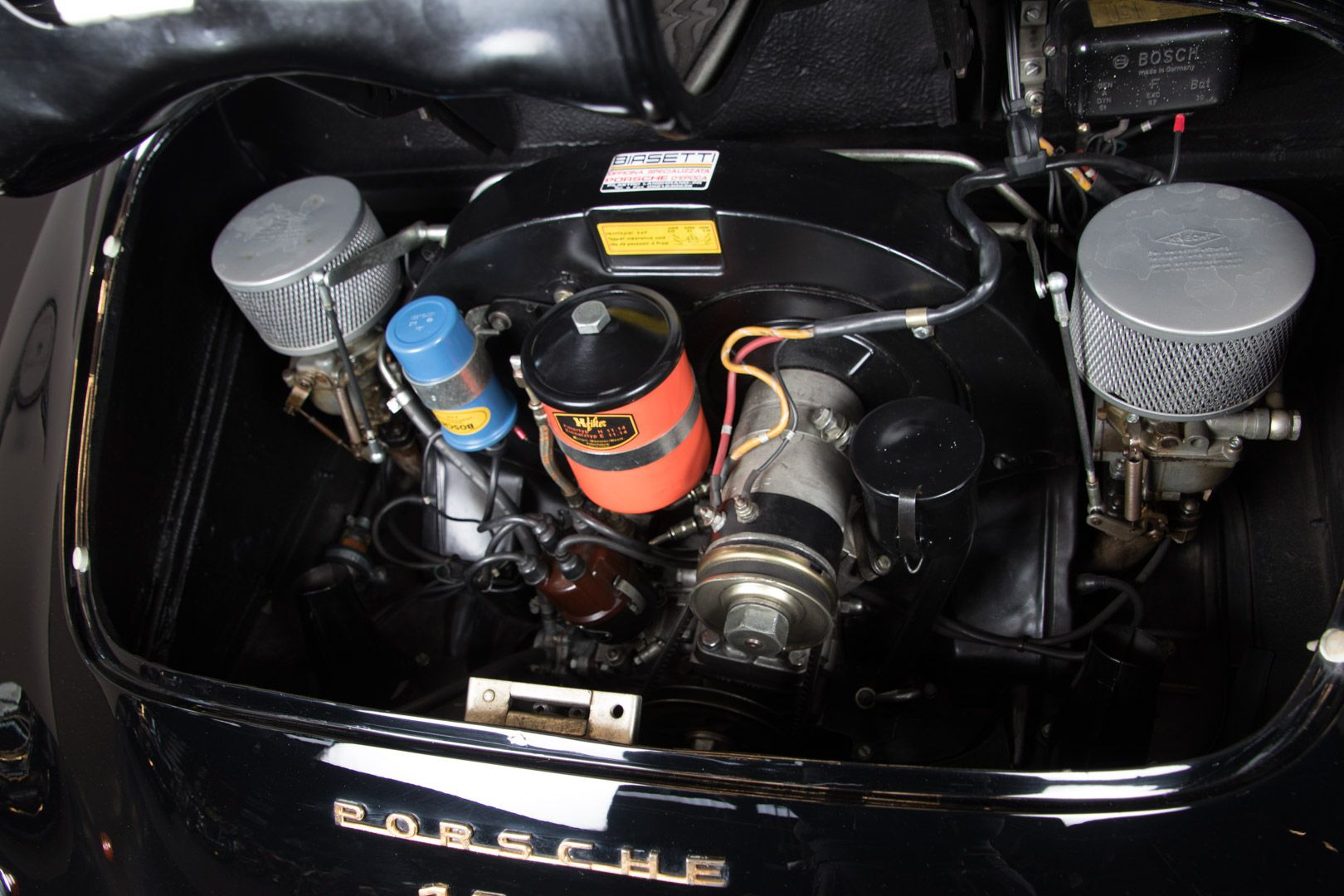 1956 Porsche 356 A Speedster 16477