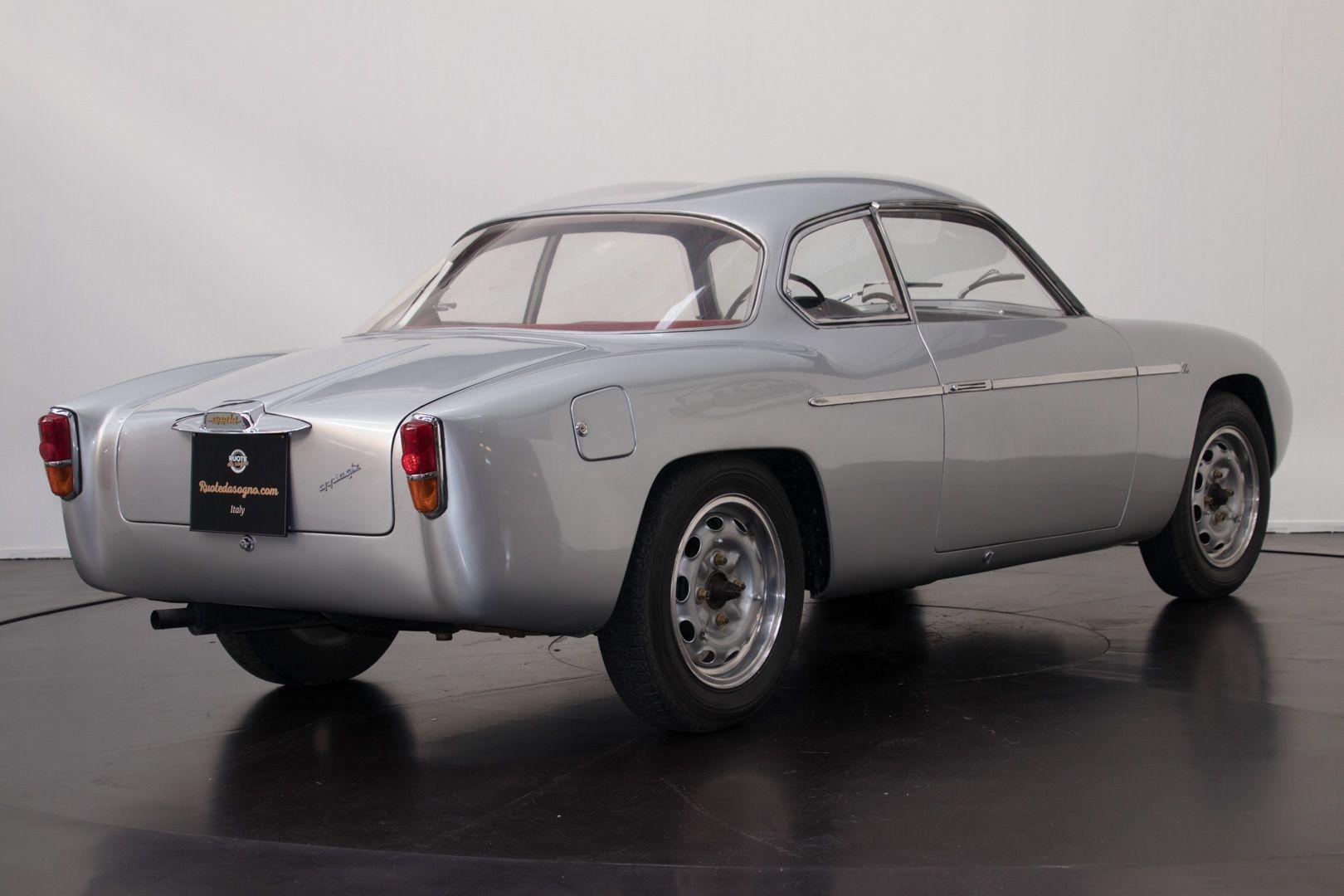 1958 Lancia Appia GTZ 17253