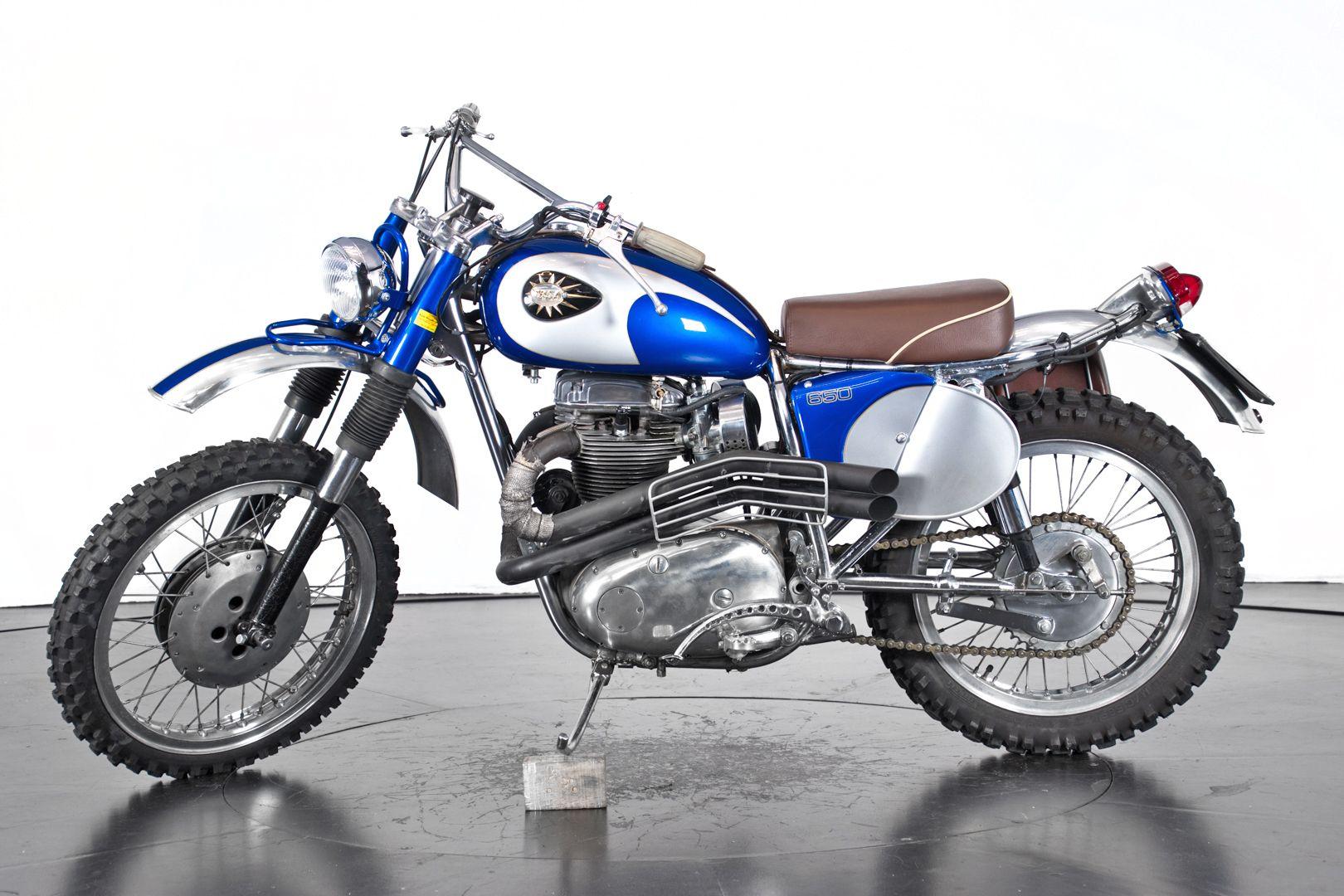 1962 BSA 650 42053