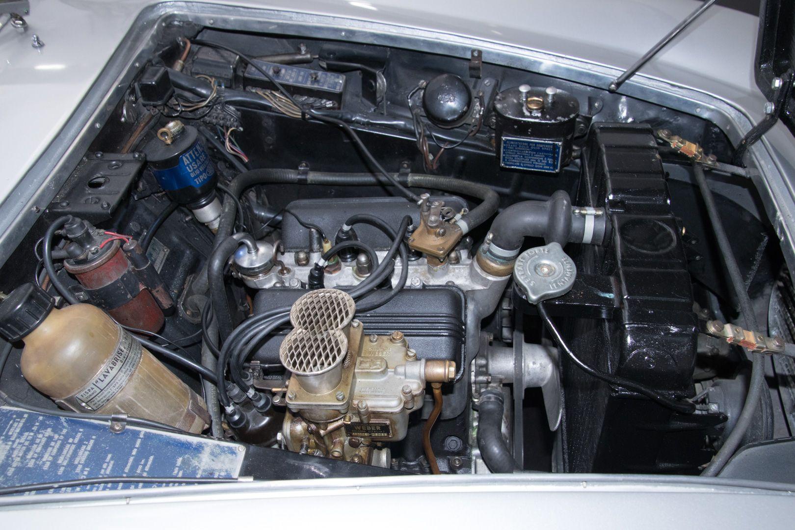1958 Lancia Appia GTZ 17279