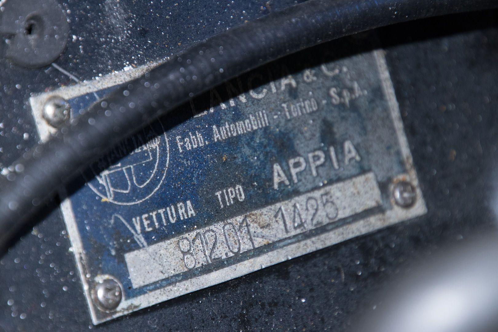 1958 Lancia Appia GTZ 17281
