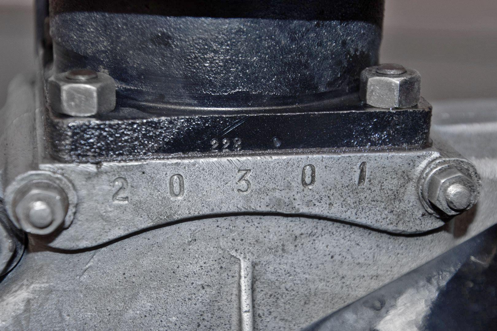 1940 Bianchi 350 34327
