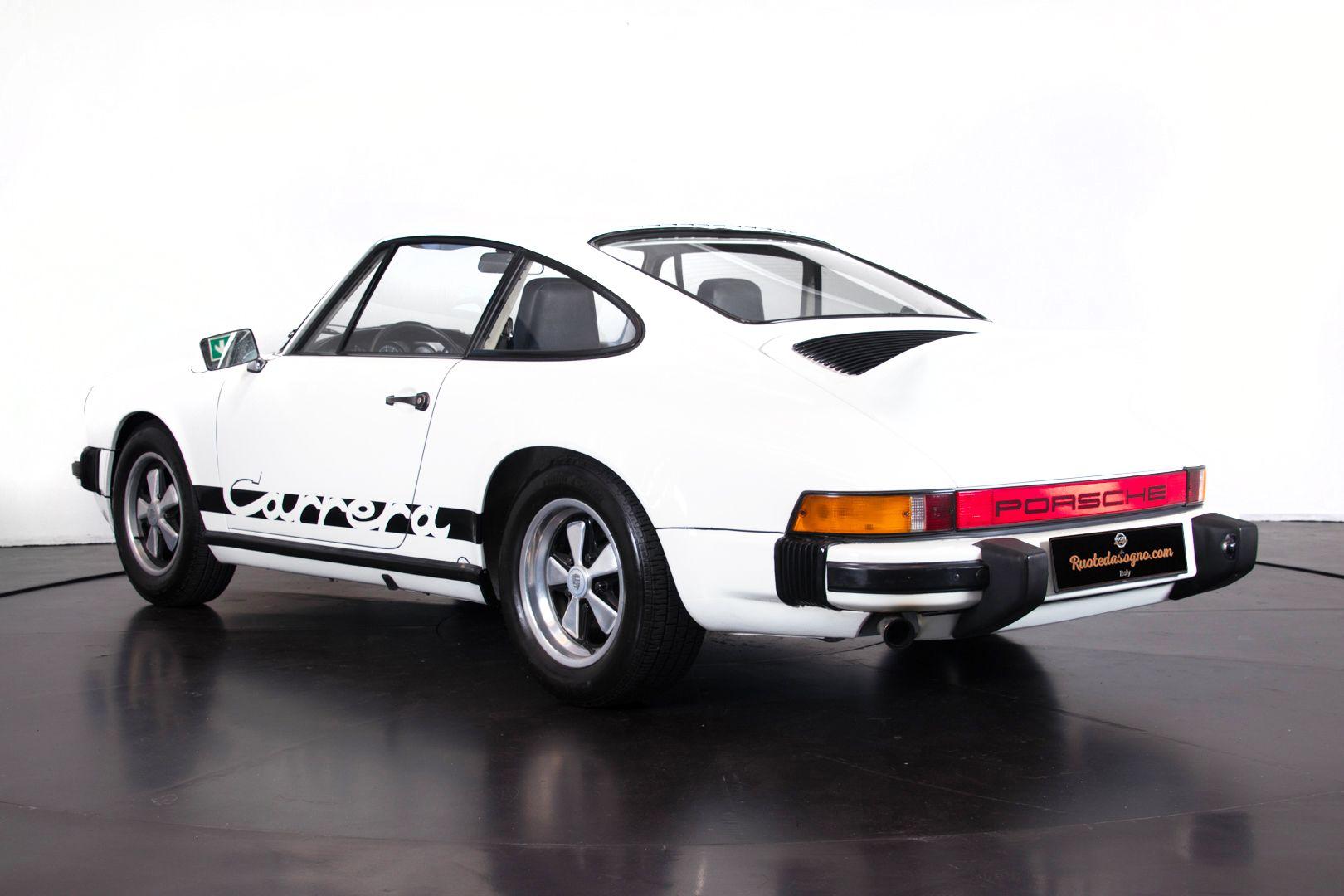 1973 Porsche 911 Carrera 2.7 26472