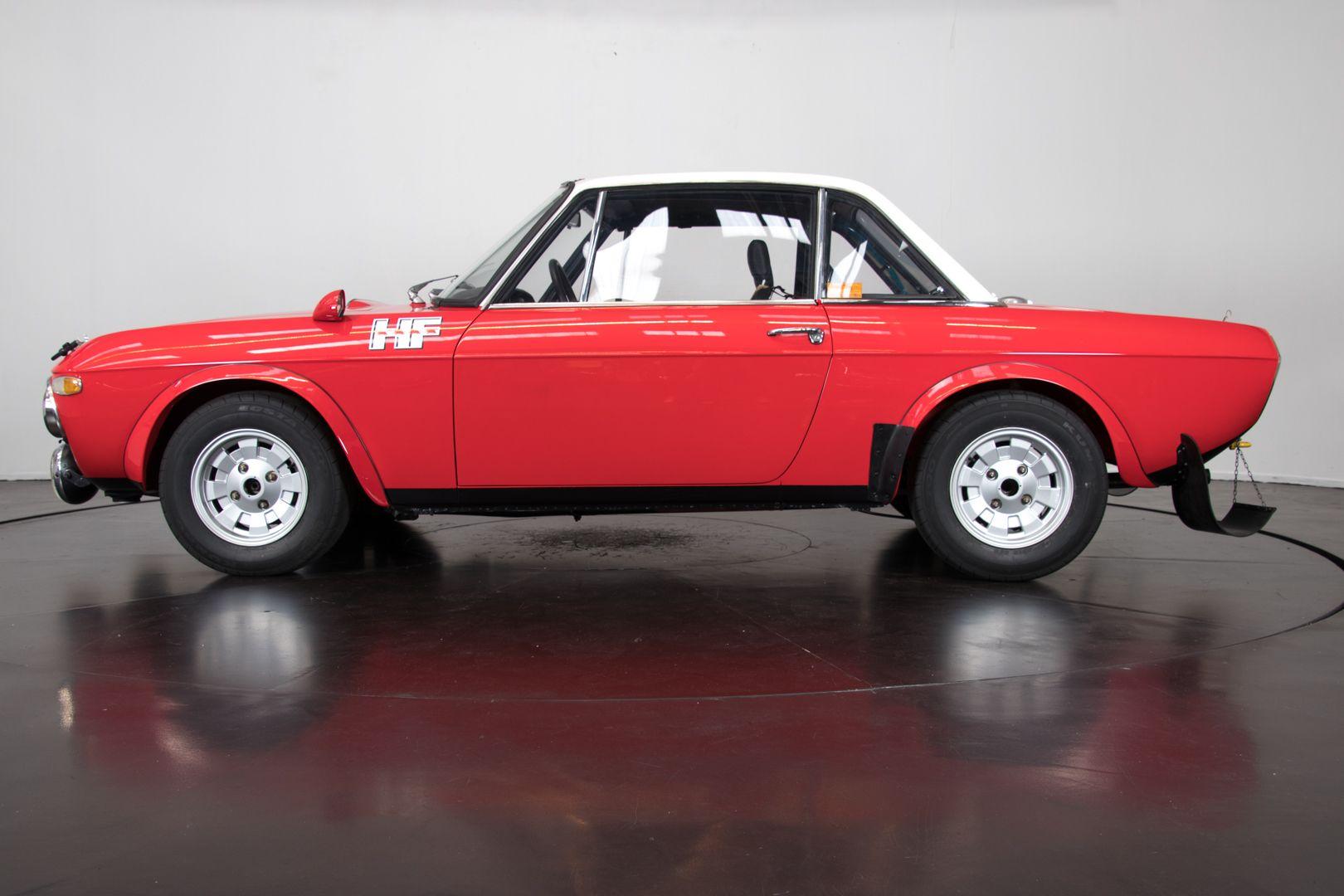 1970 Lancia Fulvia HF 1.6 - Gruppo 4 18807