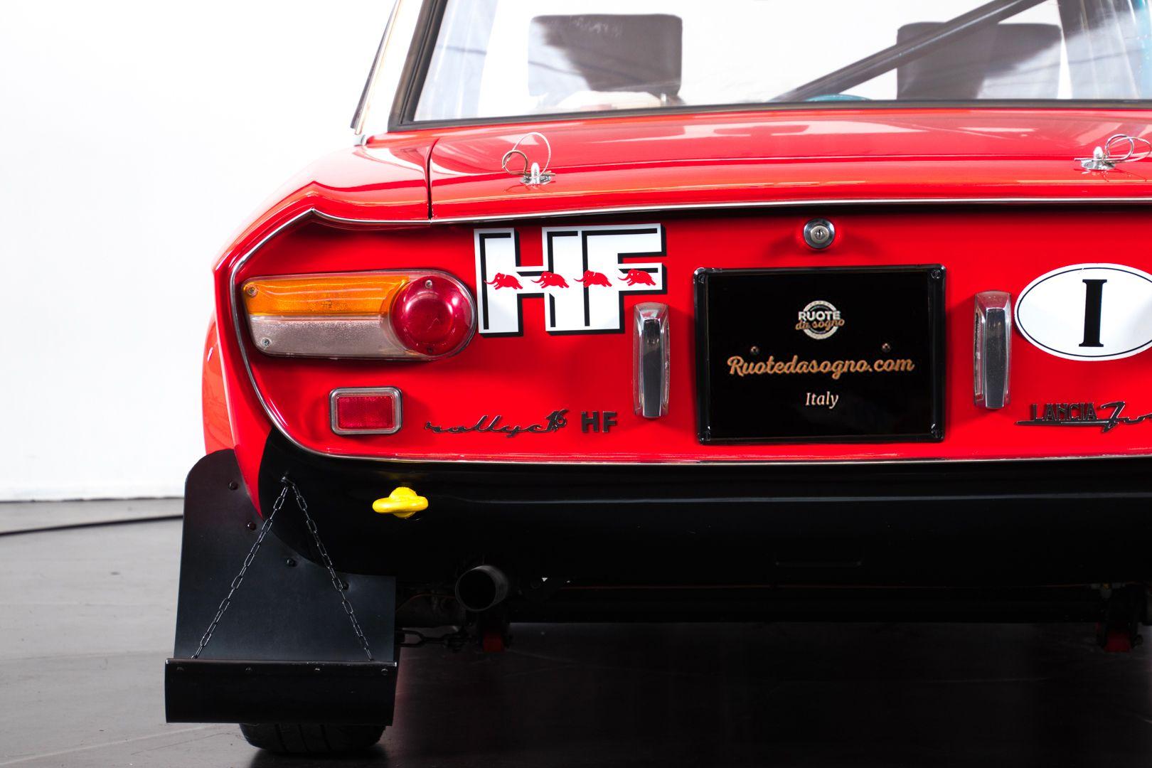1970 Lancia Fulvia HF 1.6 - Gruppo 4 18815