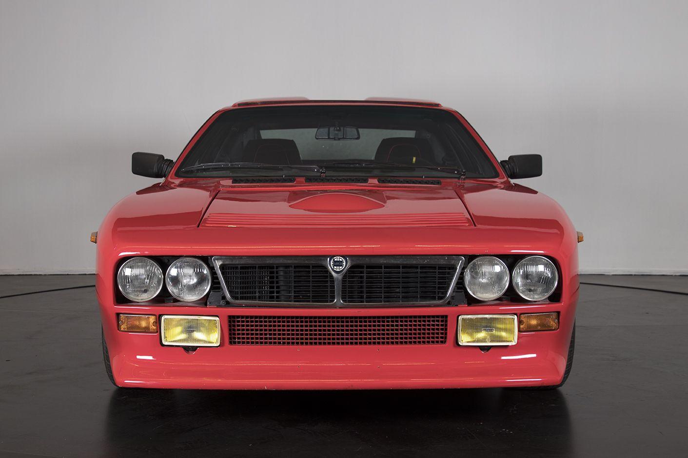 "1982 Lancia Rally 037 ""stradale"" 14749"