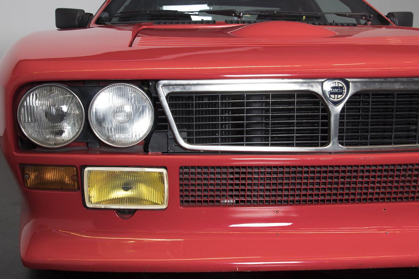 "1982 Lancia Rally 037 ""stradale"" 14756"