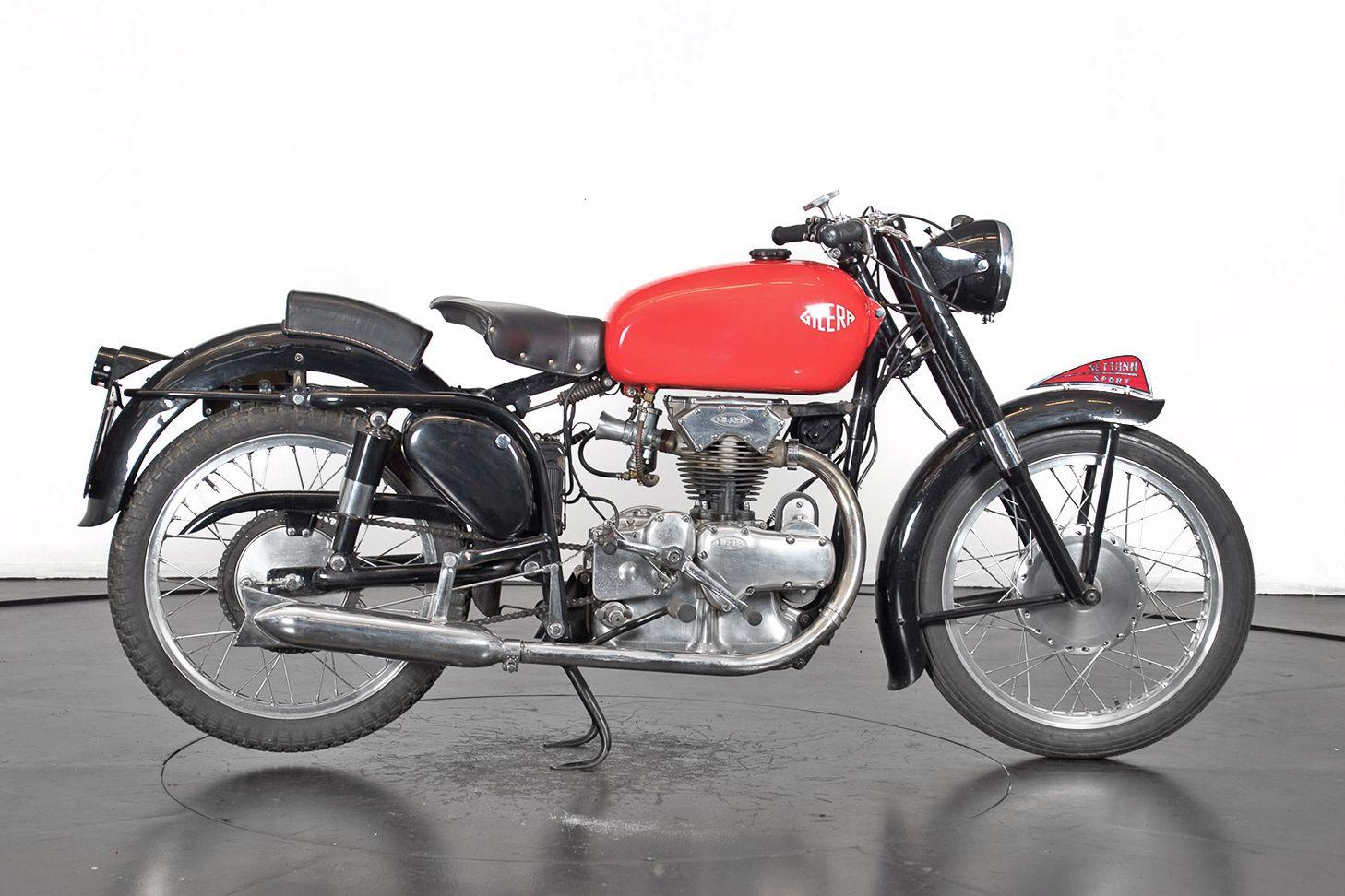 1952 Gilera Nettuno 250 71562