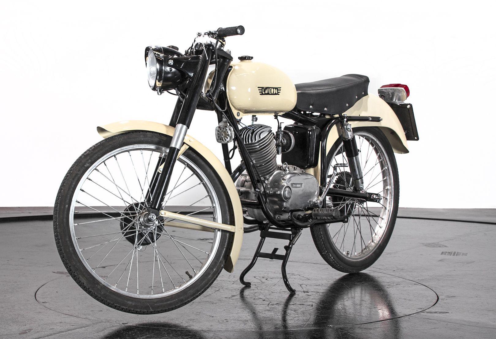 1954 Laverda 75 Sport 61425