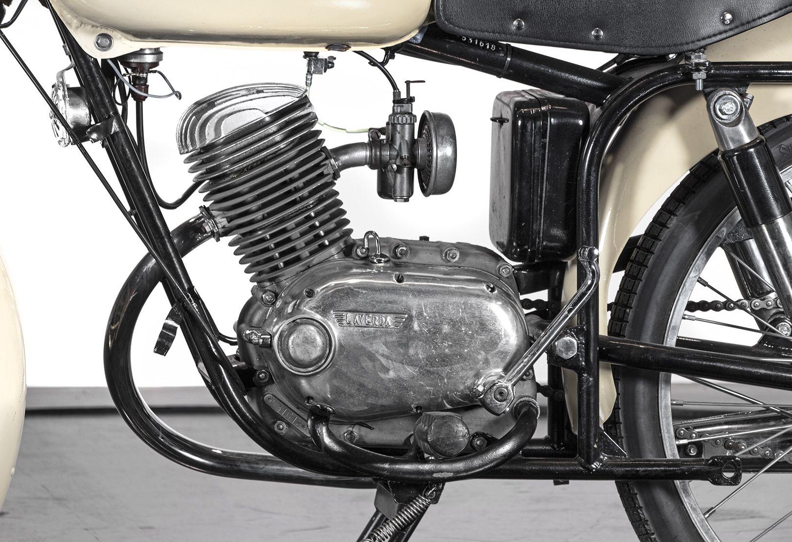 1954 Laverda 75 Sport 61426