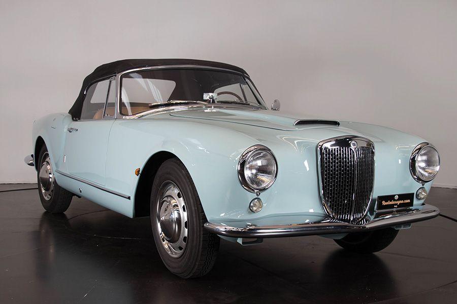 1958 Lancia Aurelia B24 15707