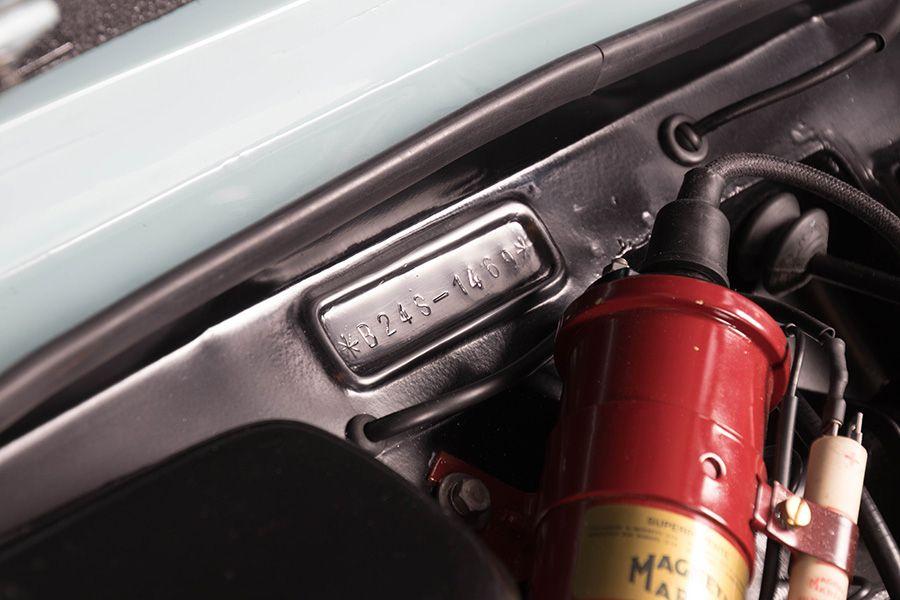 1958 Lancia Aurelia B24 15724