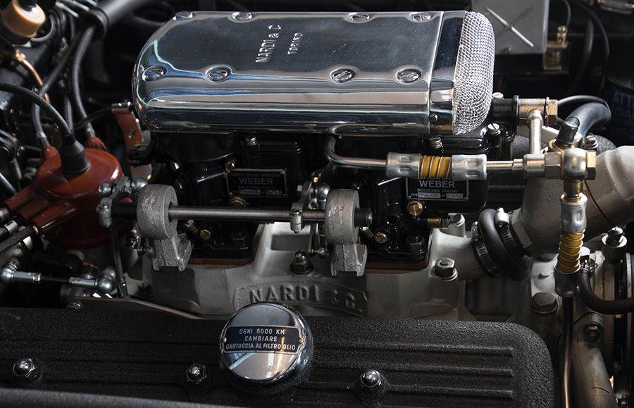 1958 Lancia Aurelia B24 15721