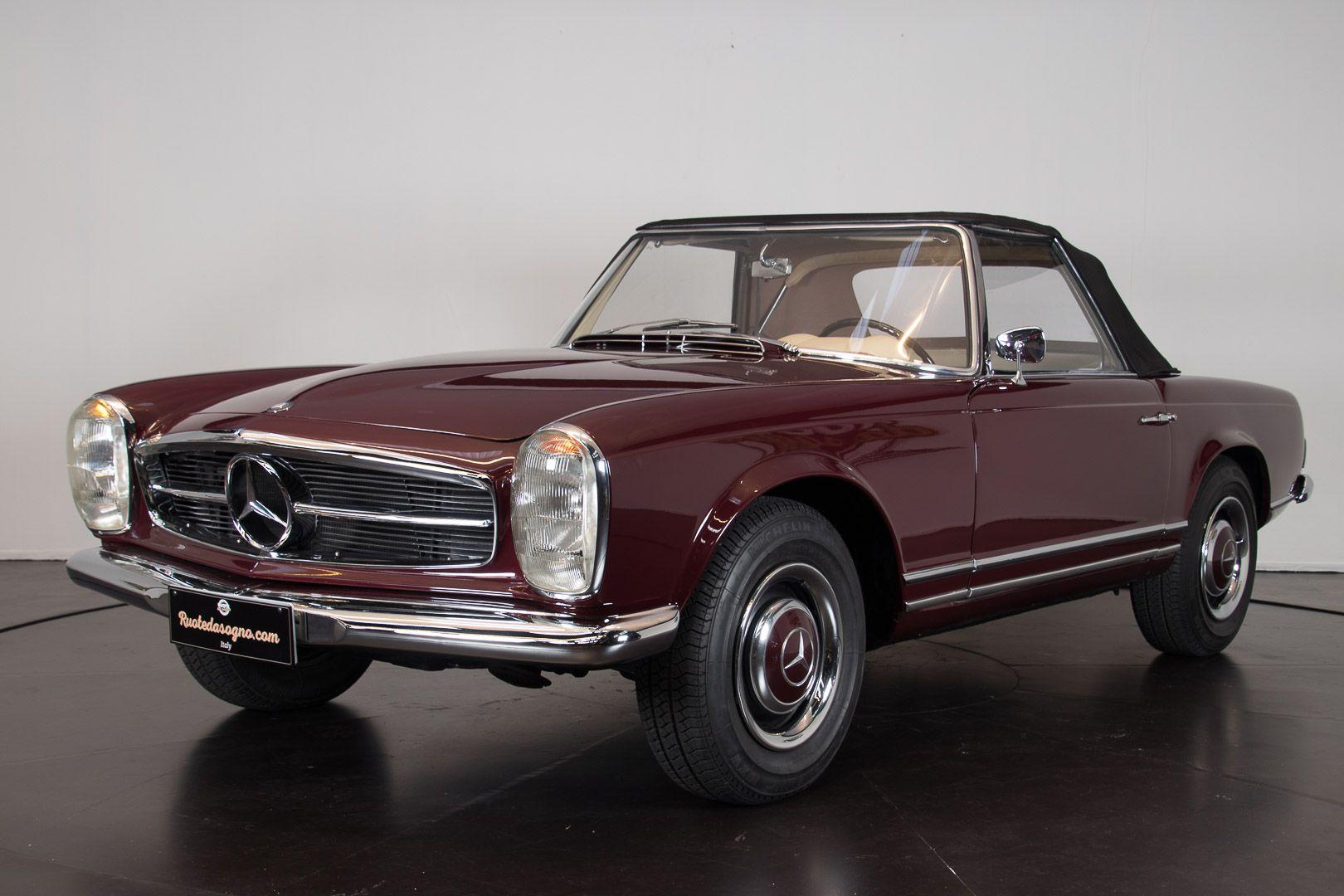 1963 Mercedes-Benz 230 SL 15932