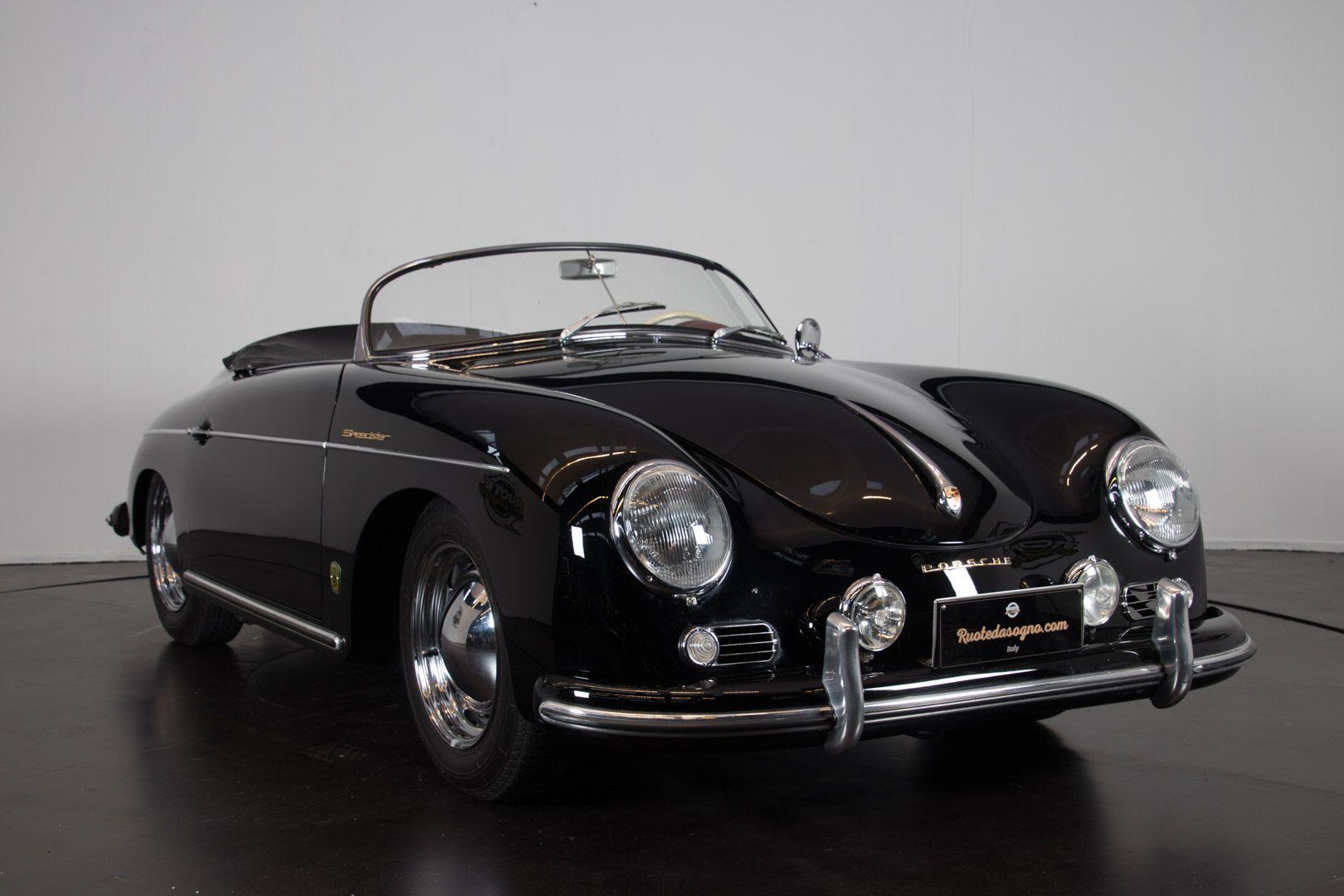 1956 Porsche 356 A Speedster 16481