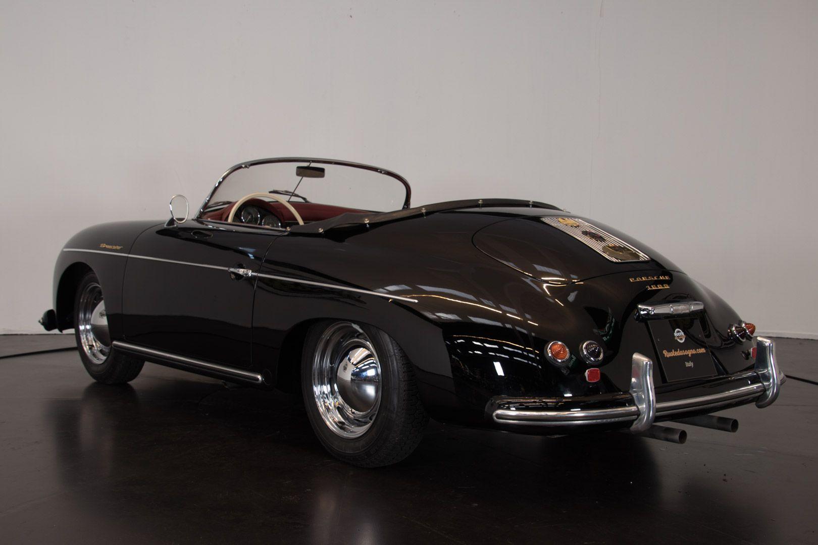 1956 Porsche 356 A Speedster 16485