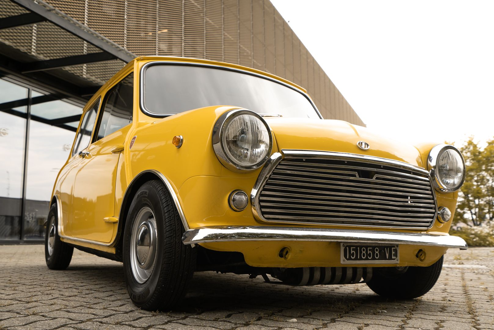 1968 Innocenti Mini Cooper MK1 73547
