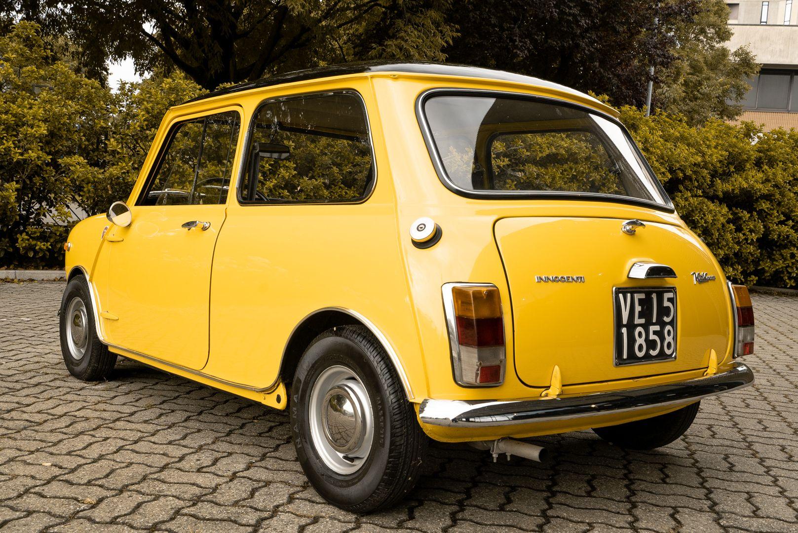 1968 Innocenti Mini Cooper MK1 73554