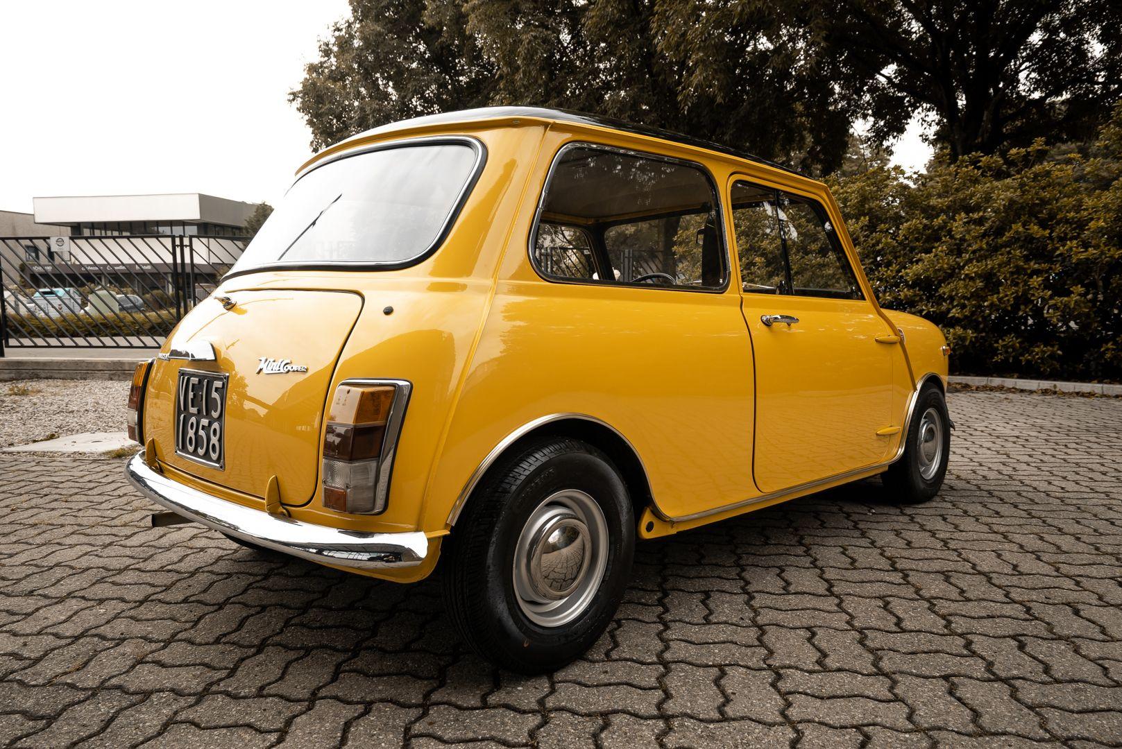 1968 Innocenti Mini Cooper MK1 73556