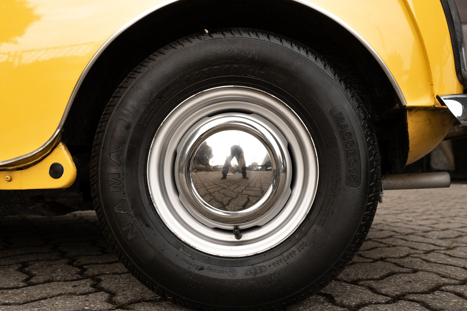 1968 Innocenti Mini Cooper MK1 73564
