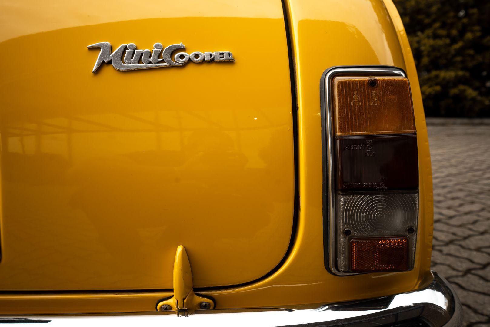 1968 Innocenti Mini Cooper MK1 73565