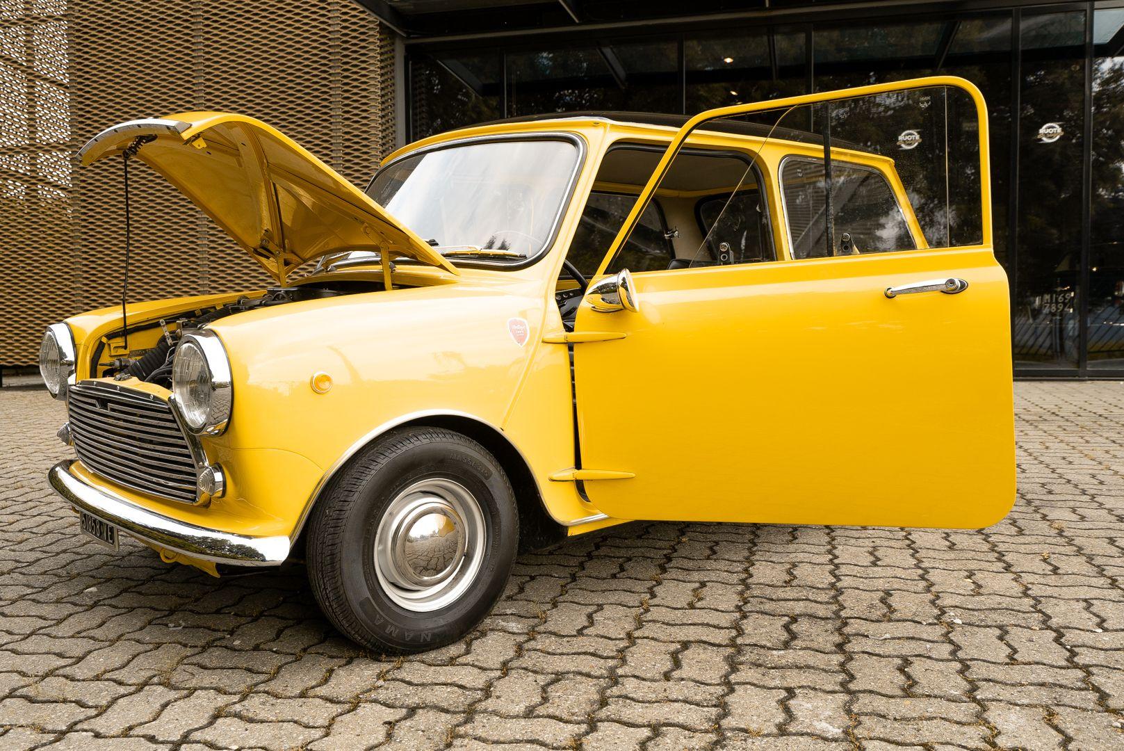 1968 Innocenti Mini Cooper MK1 73589