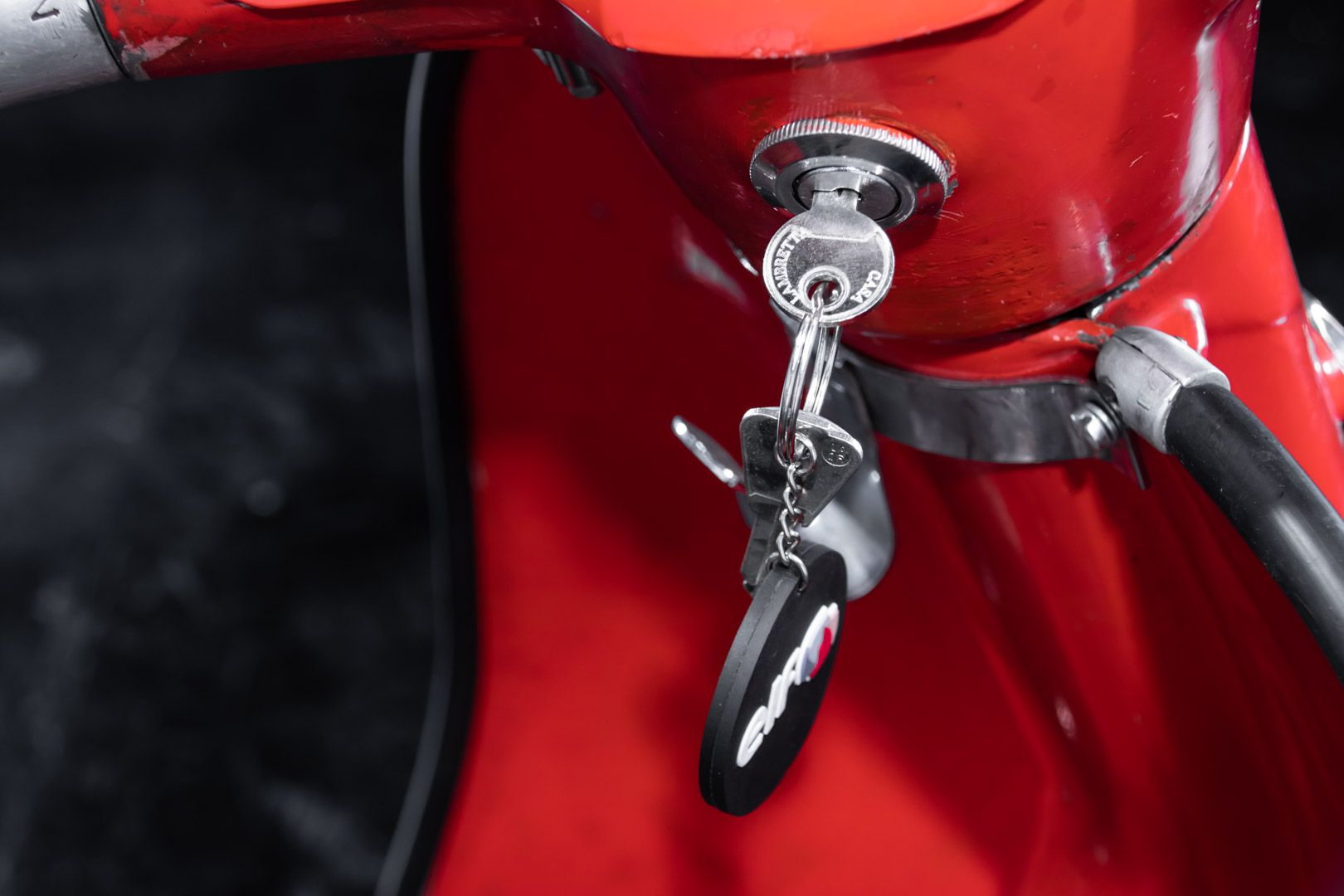 1970 Innocenti Lambretta DL150 Macchia Nera 82462