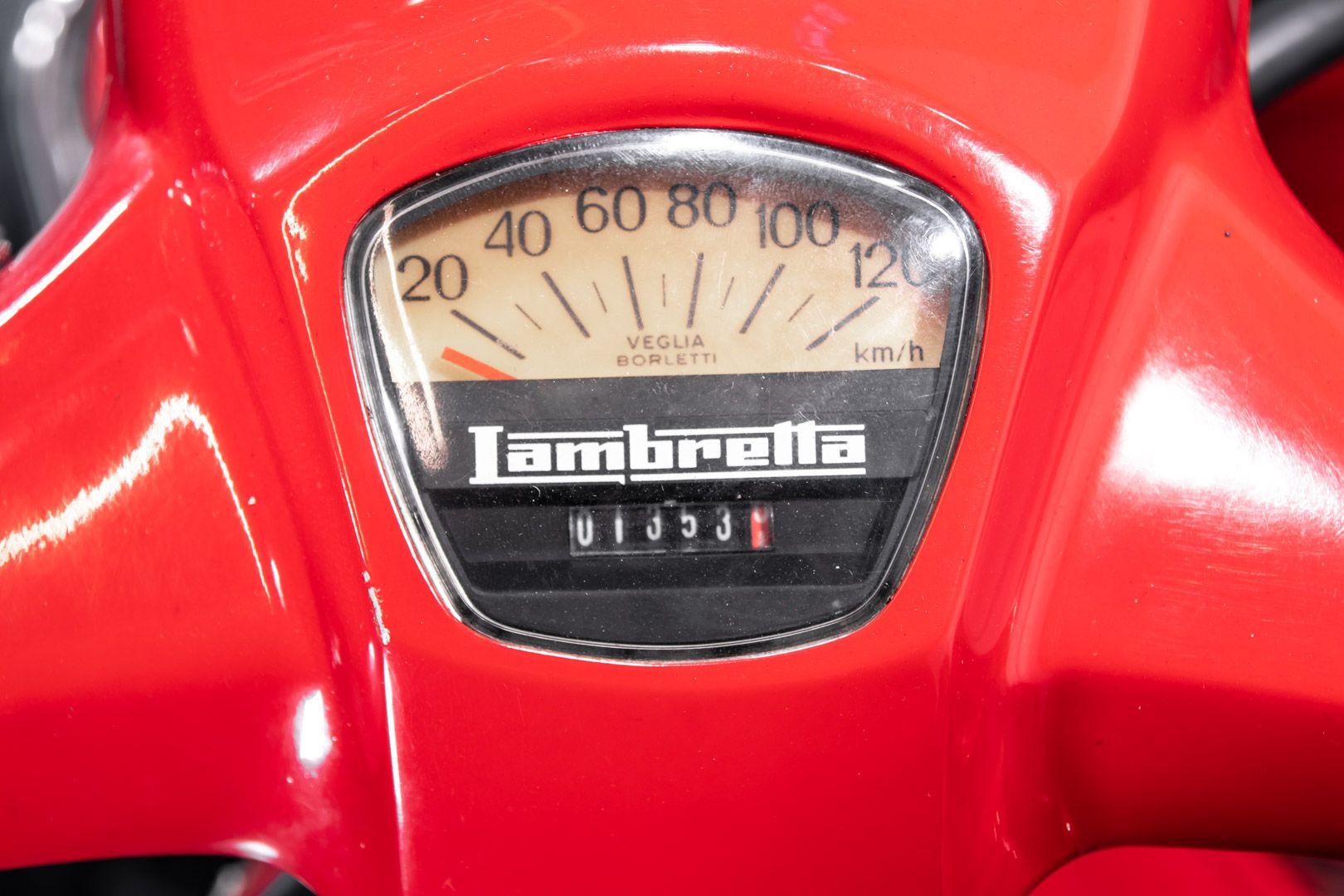 1970 Innocenti Lambretta DL150 Macchia Nera 82464
