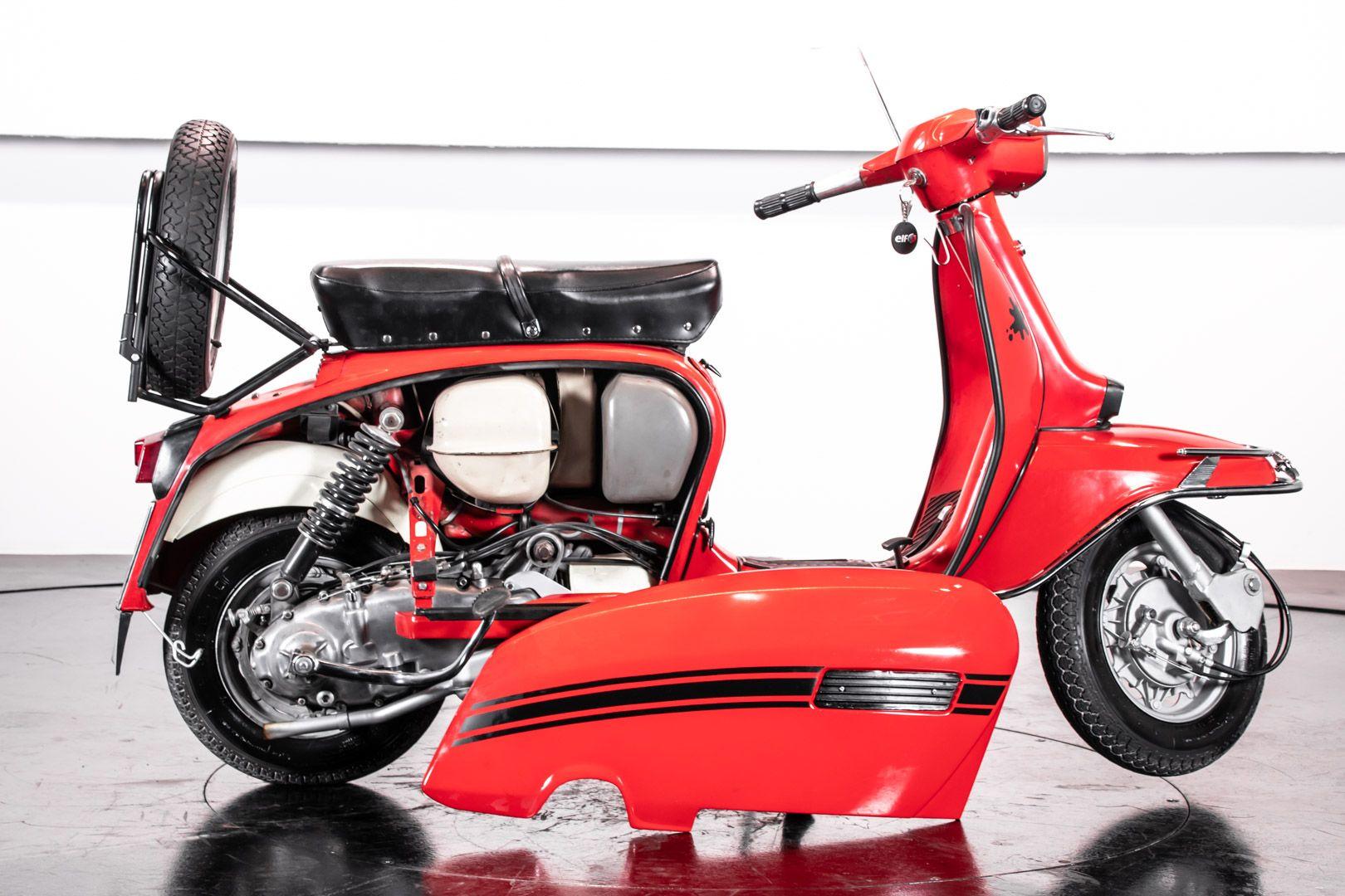 1970 Innocenti Lambretta DL150 Macchia Nera 82468