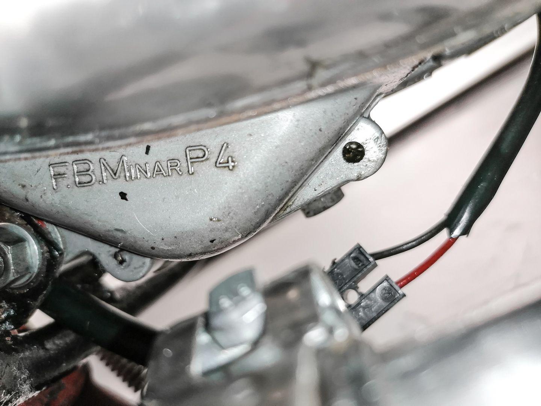 1958 Italjet Minarelli 50 71021