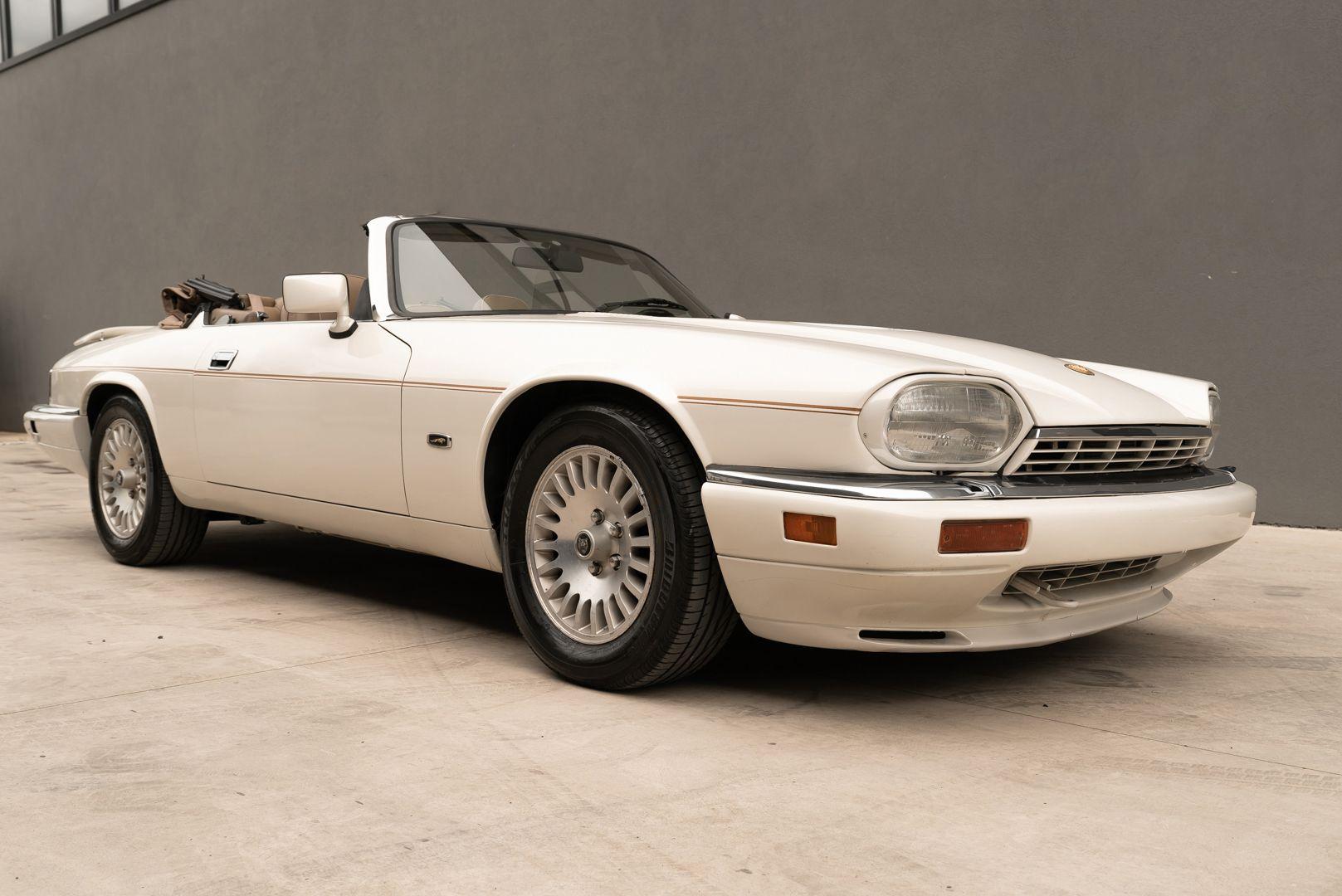 1995 Jaguar XJS Convertible V12 69340