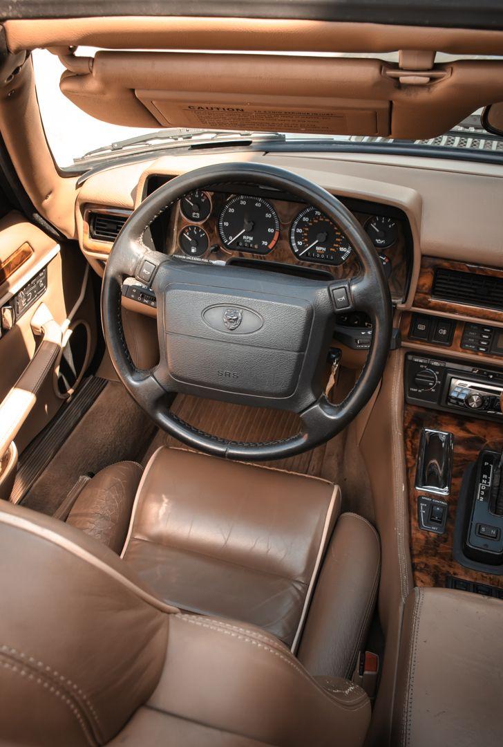 1995 Jaguar XJS Convertible V12 70423