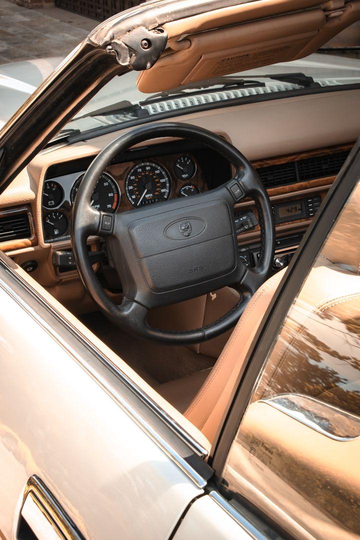 1995 Jaguar XJS Convertible V12 70416