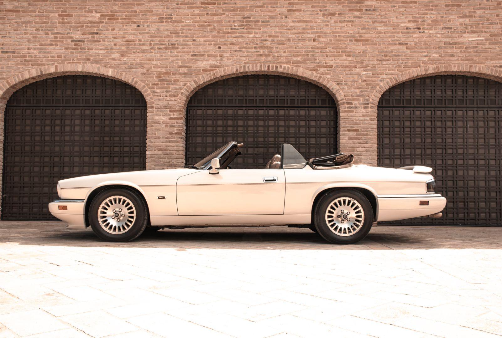 1995 Jaguar XJS Convertible V12 70412
