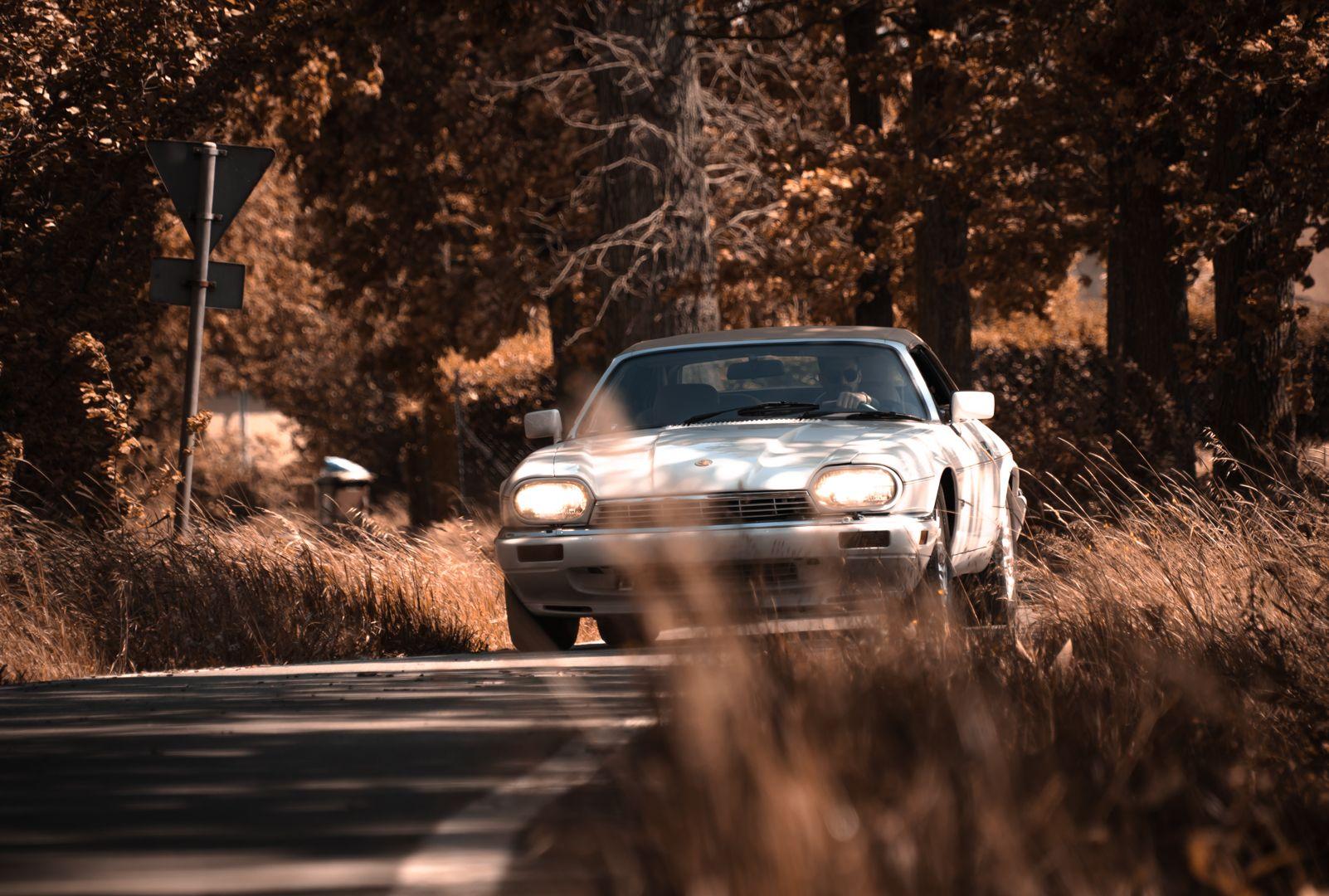 1995 Jaguar XJS Convertible V12 70442