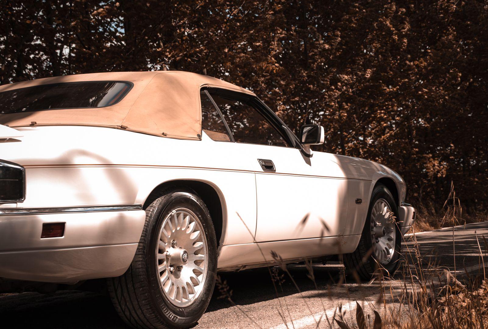 1995 Jaguar XJS Convertible V12 70443